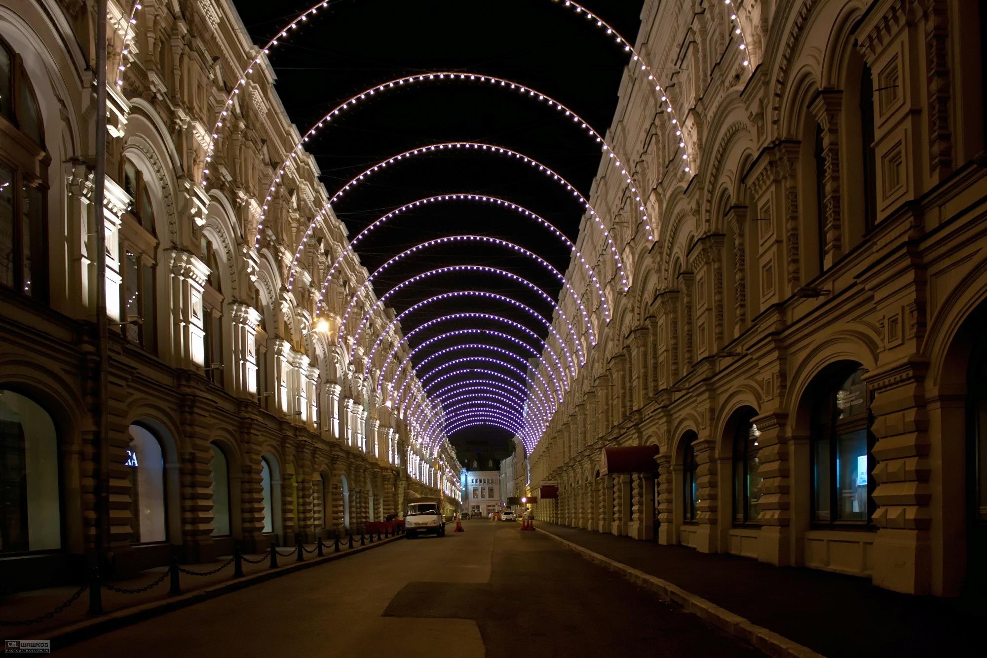 Moscow by Sergey Shishkov