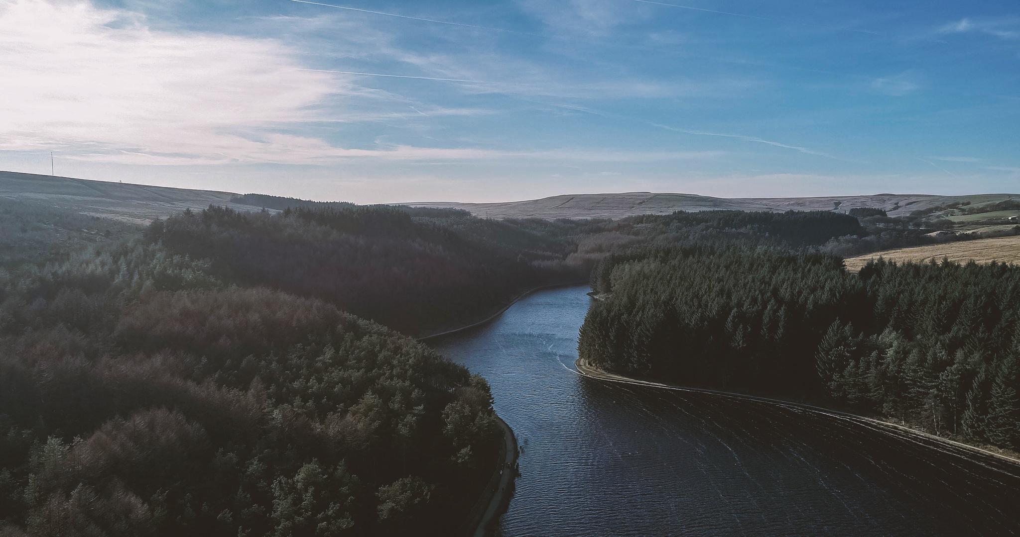 Water Run by Mic Bilsborough