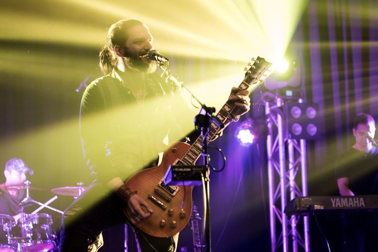 narwhal rock band by Amin Vaziri