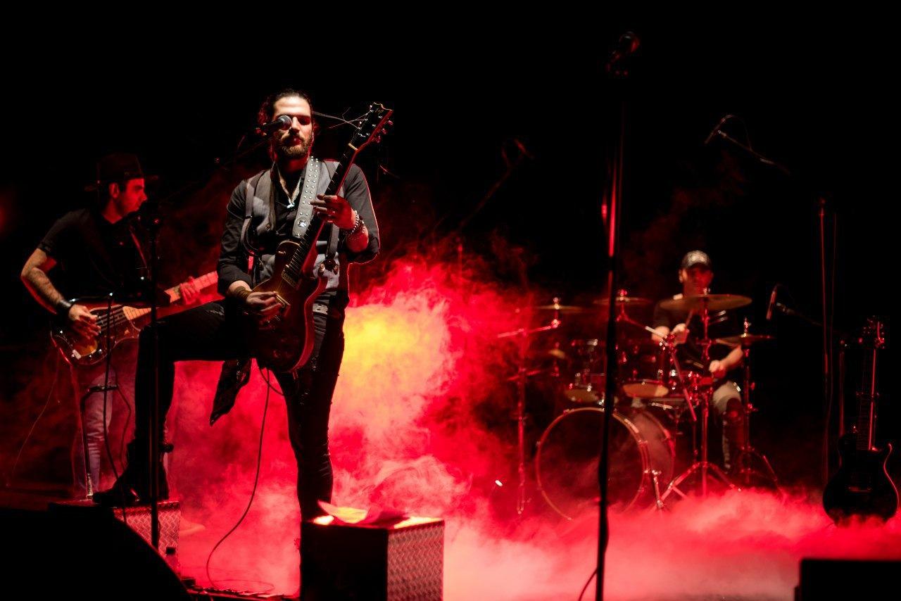 narwhal rockband by Amin Vaziri