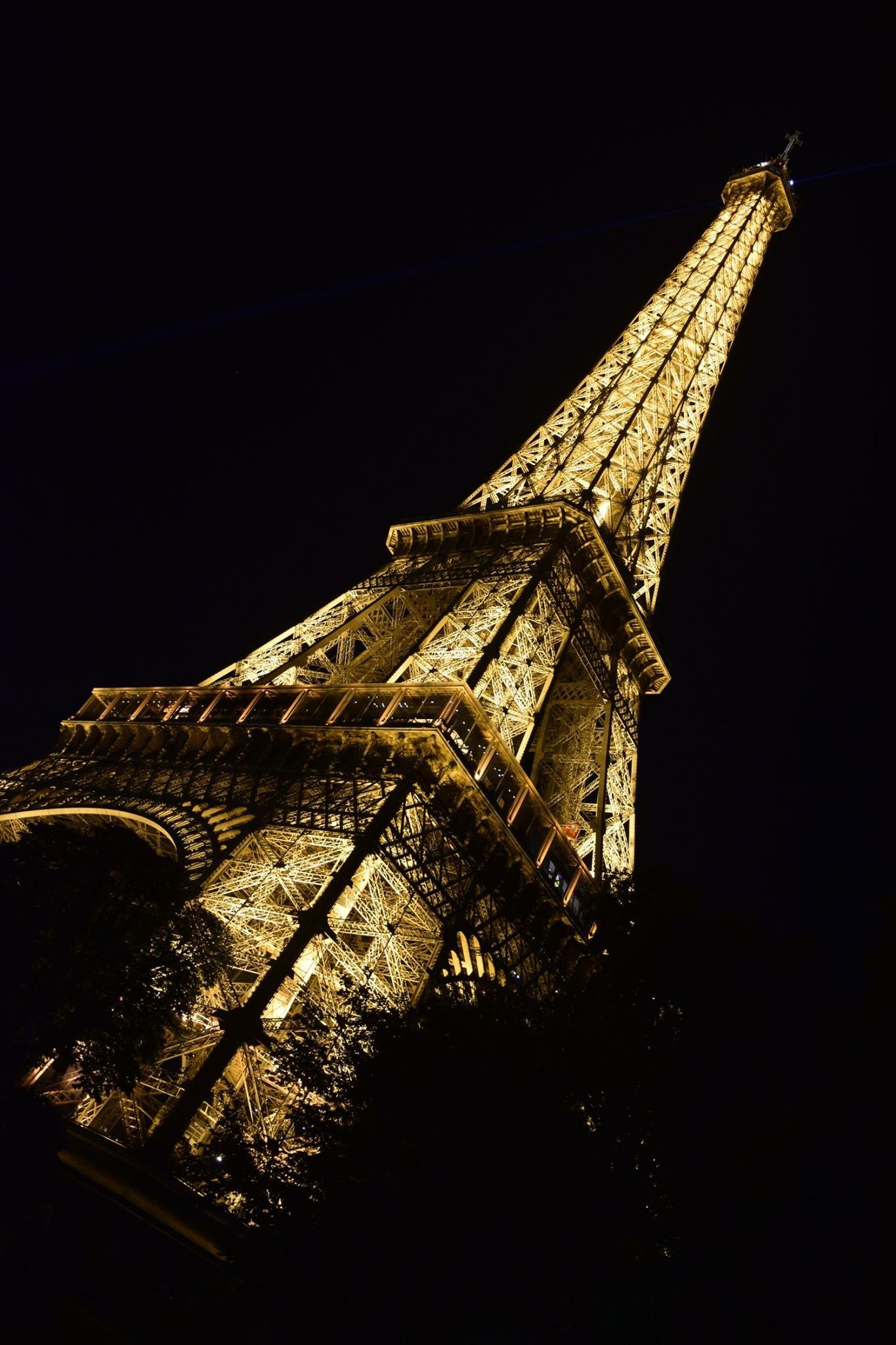 Eiffel Tower by Ivana Castelo-Branco