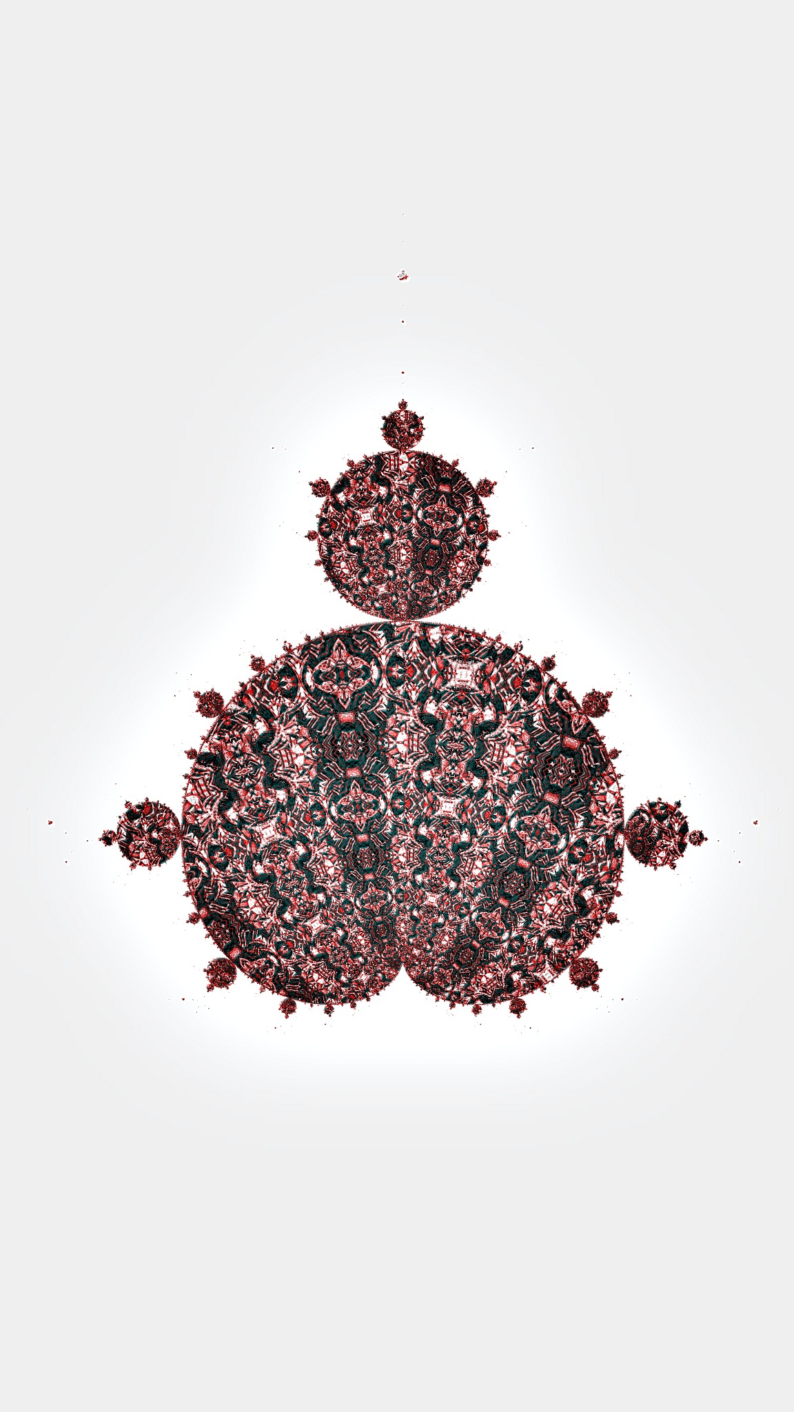 Mandelbrot by Florentin Bucataru