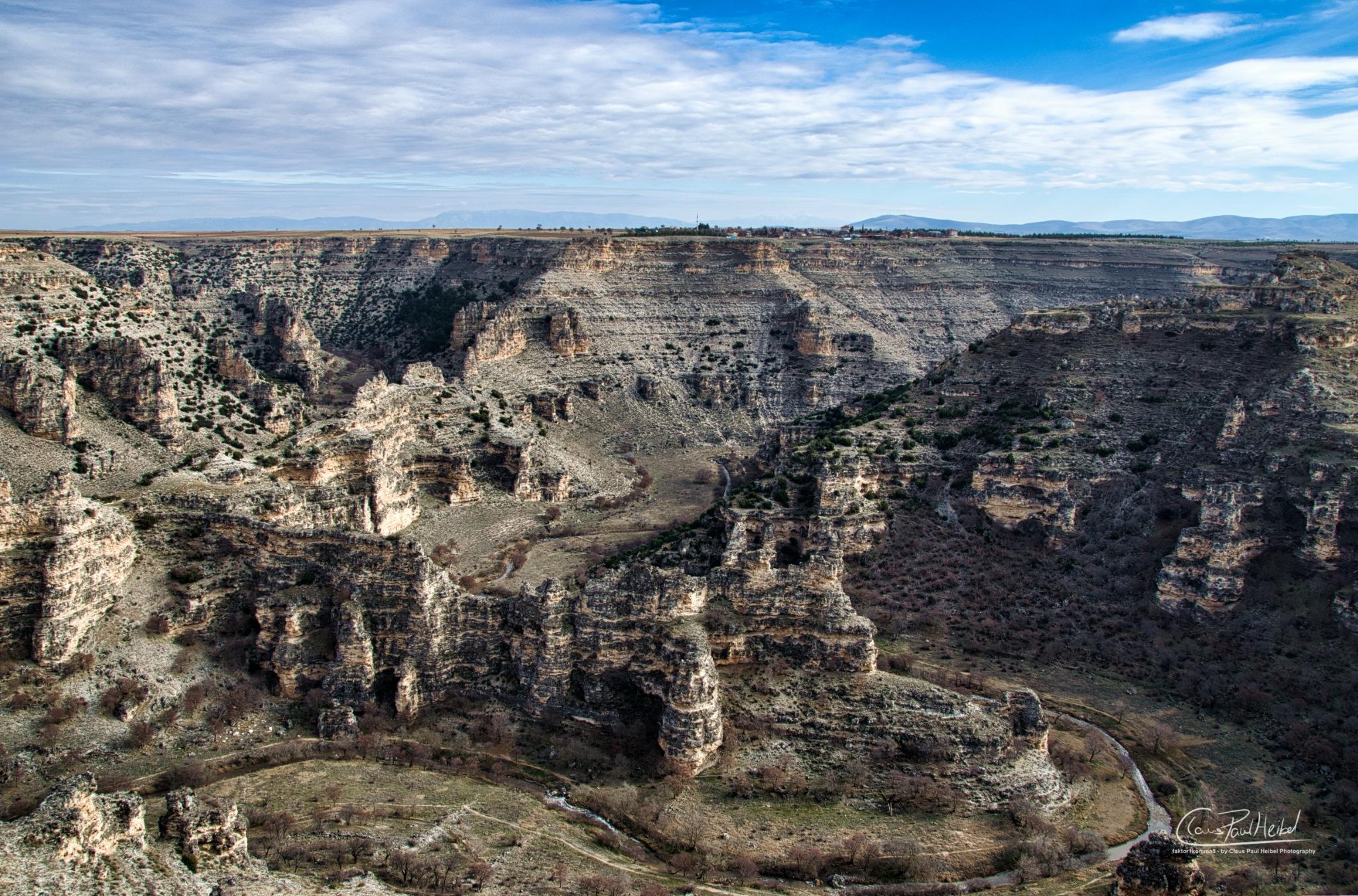Ulubey Canyon by faktor1komma5