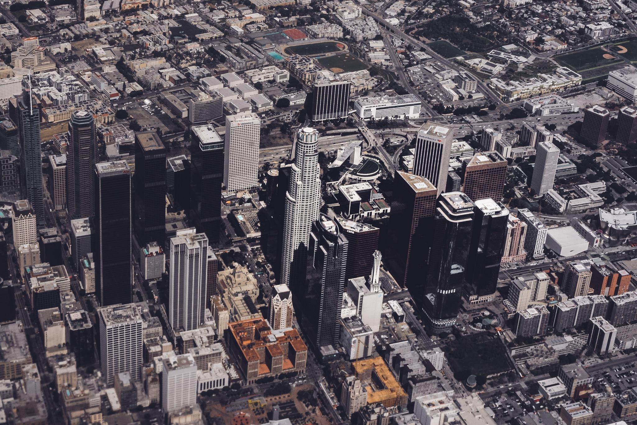 Beyond LA by Vu Phan