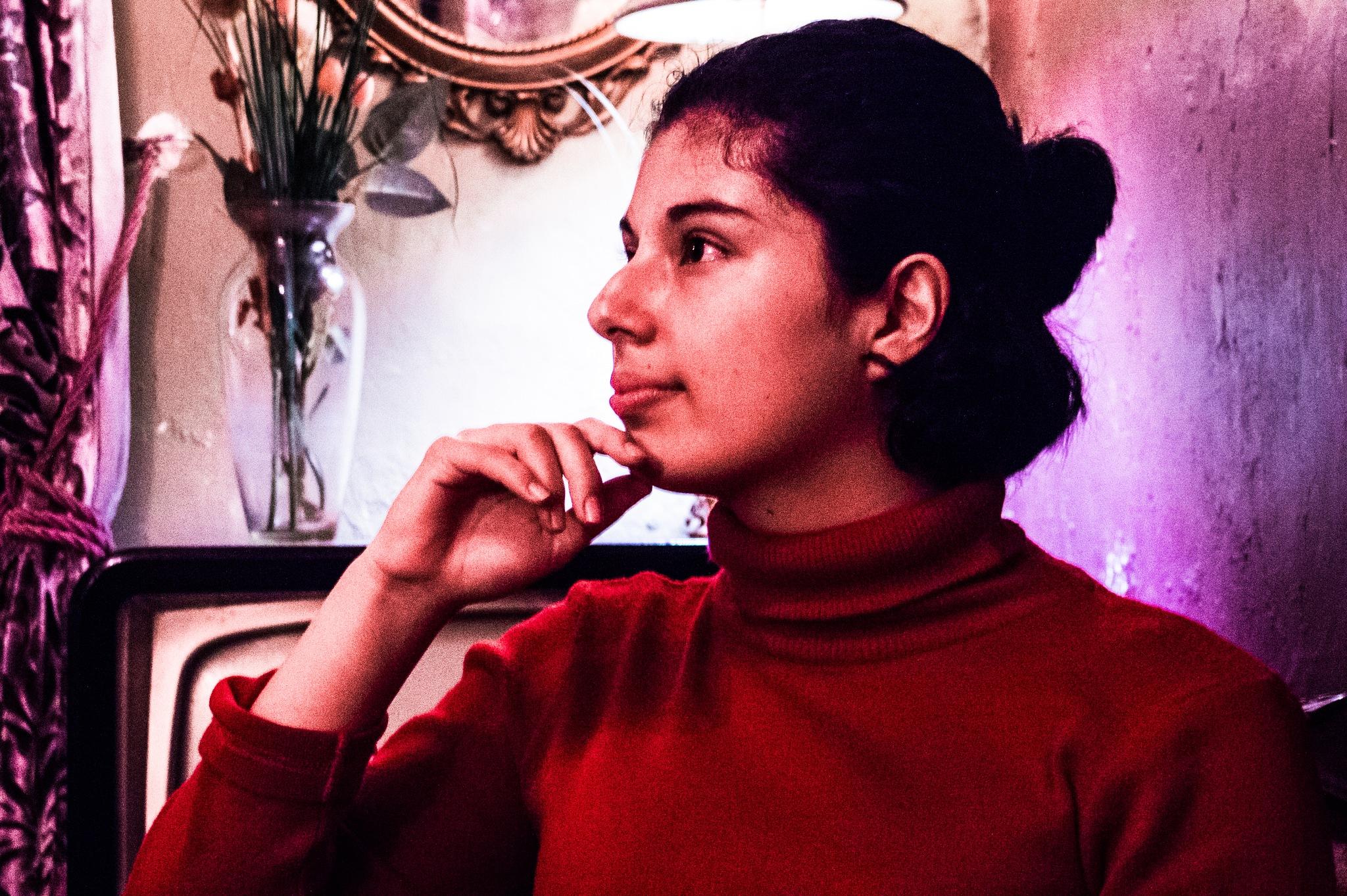 Melissa by Sergio Vargas