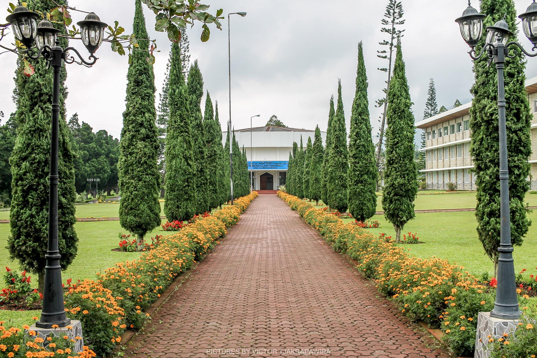 Green Campus by Victor Mattathias Noli Tjakrapawira