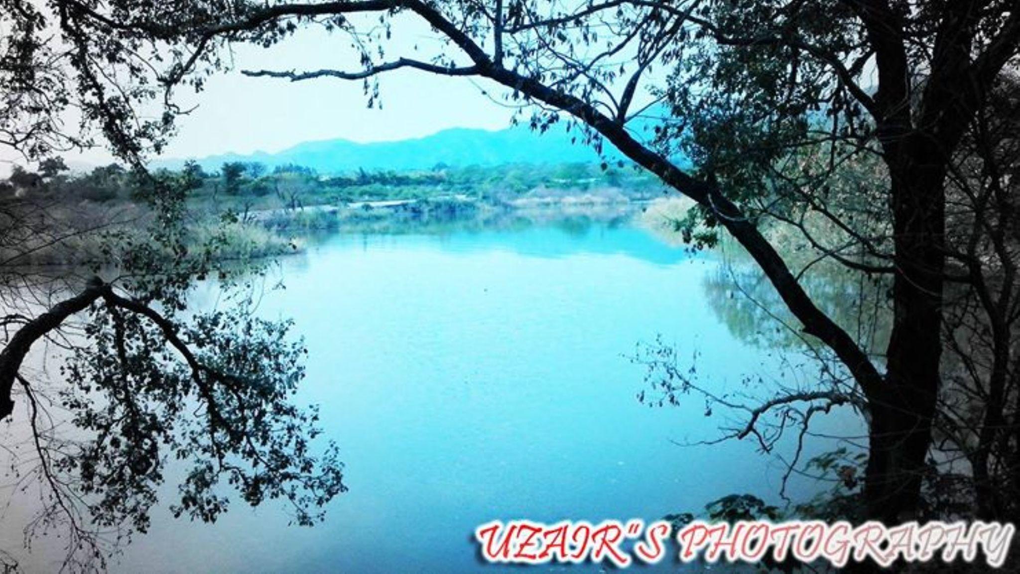 Lake view Park Islamabad by Akhundzada Uzair