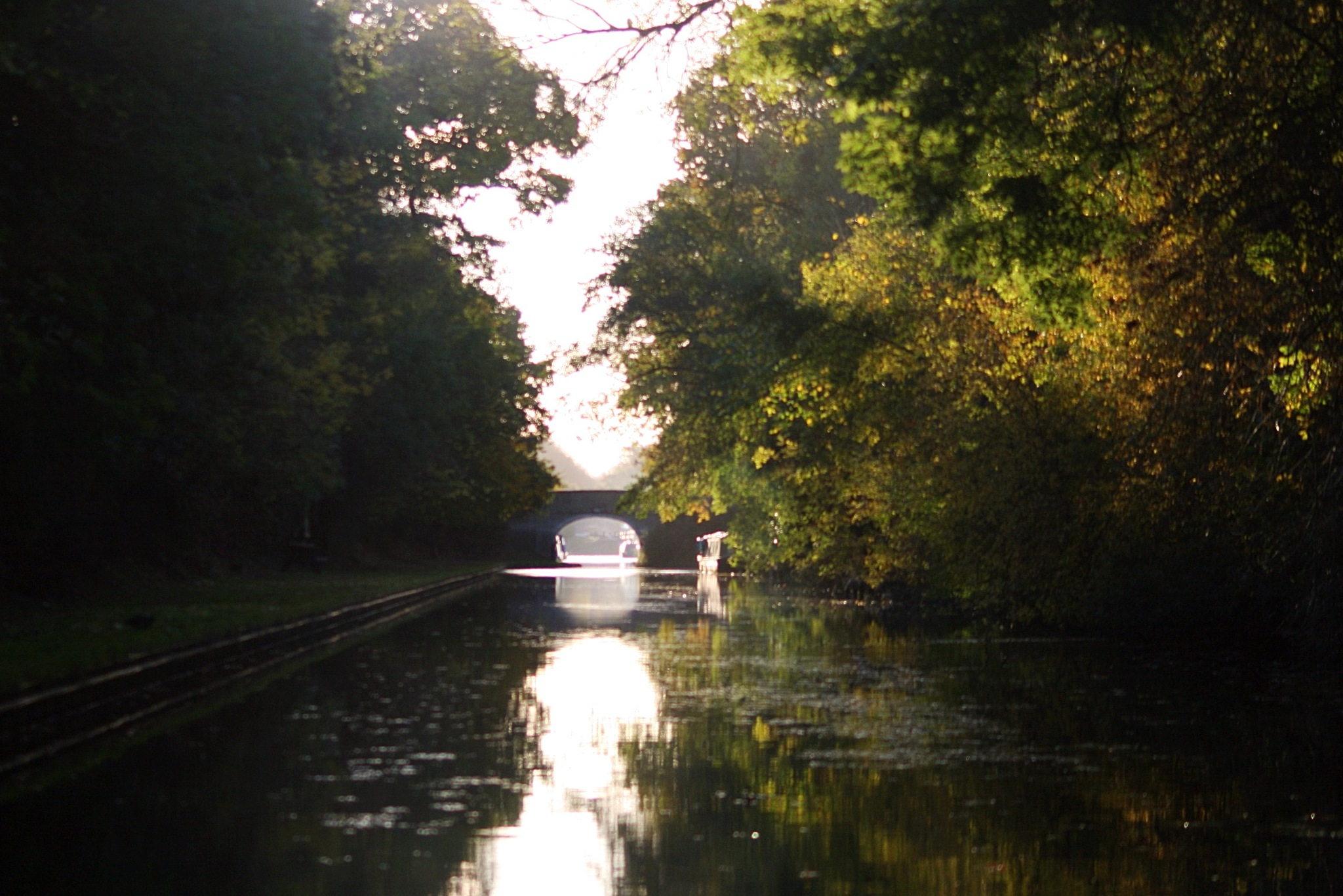 Shropshire Union canal Wheaton Aston  by Gaz Williams
