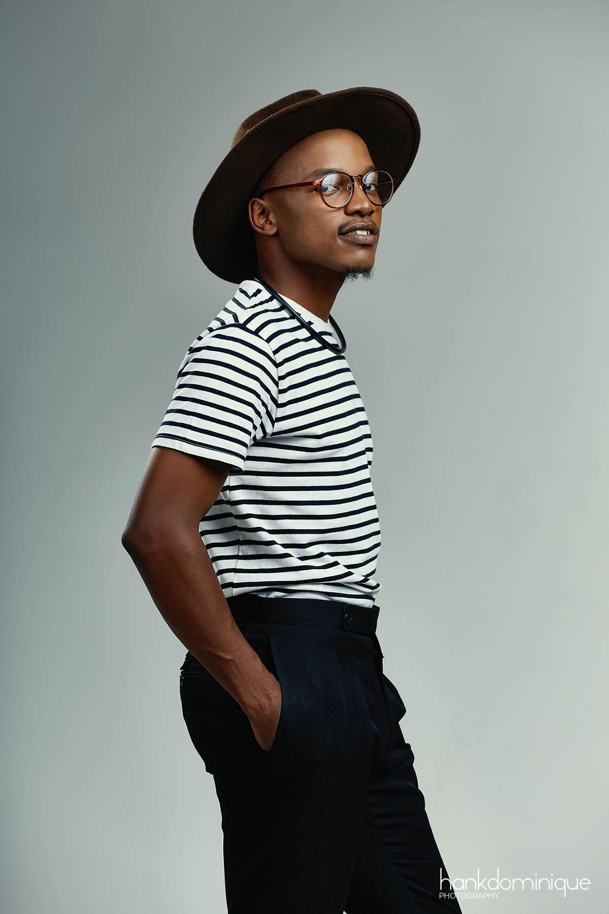 High Fashion Portraits by Hank Dominique