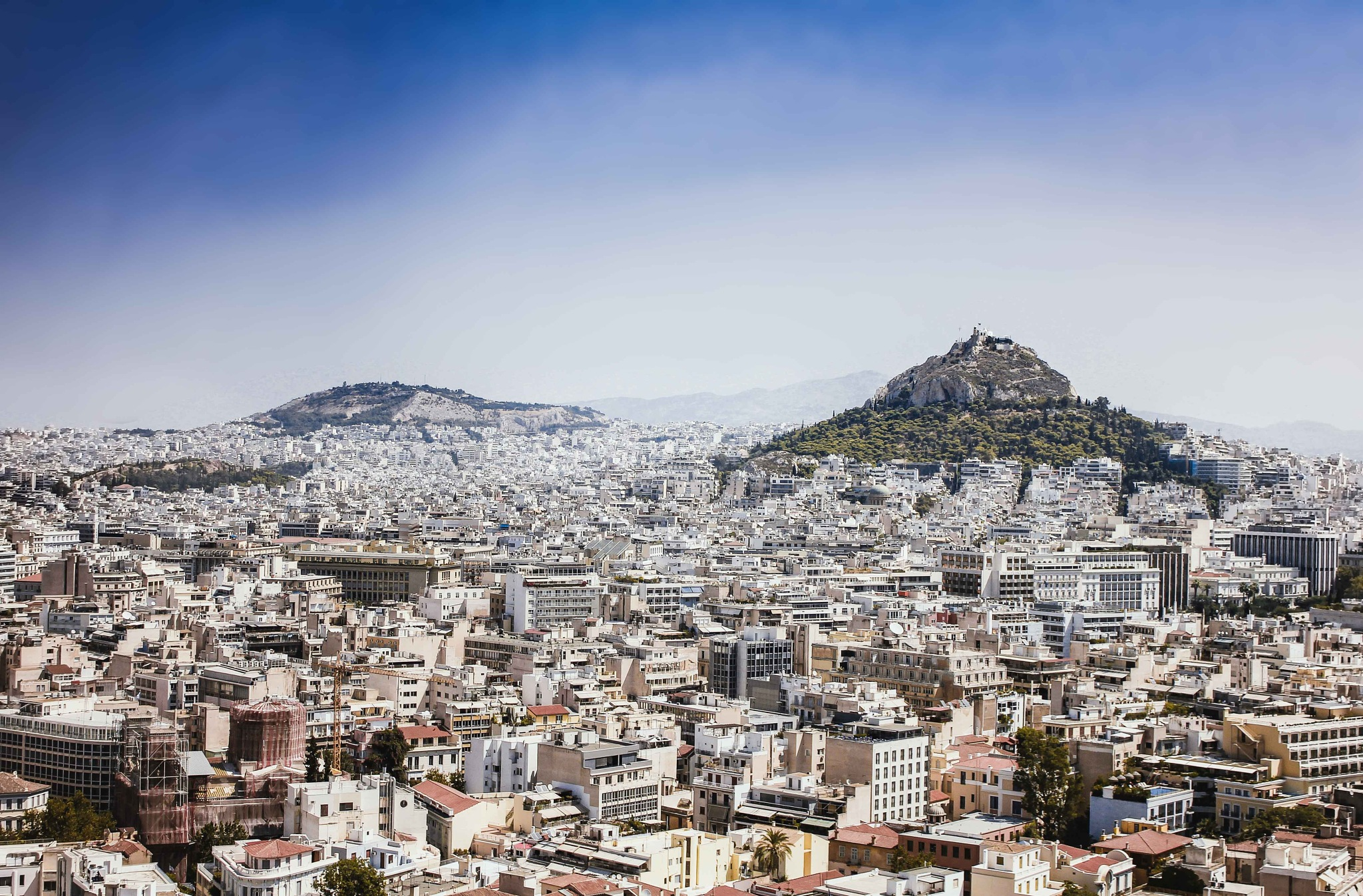 Athens  by Petricor