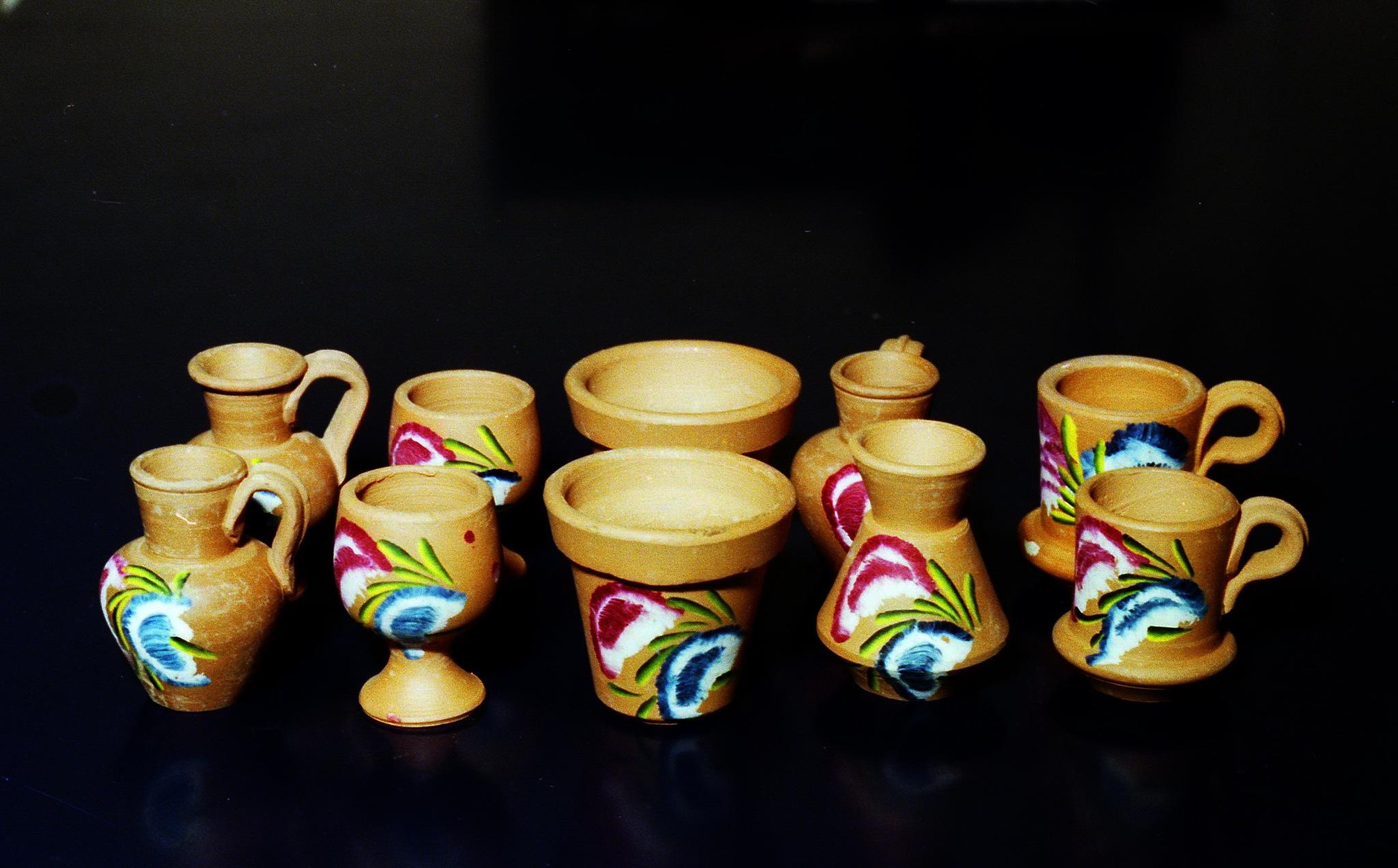 1978 Ceramica by Jose Gonzalvo Vivas