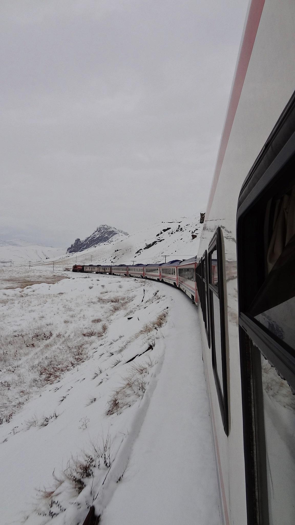 Train by Eren Cevik