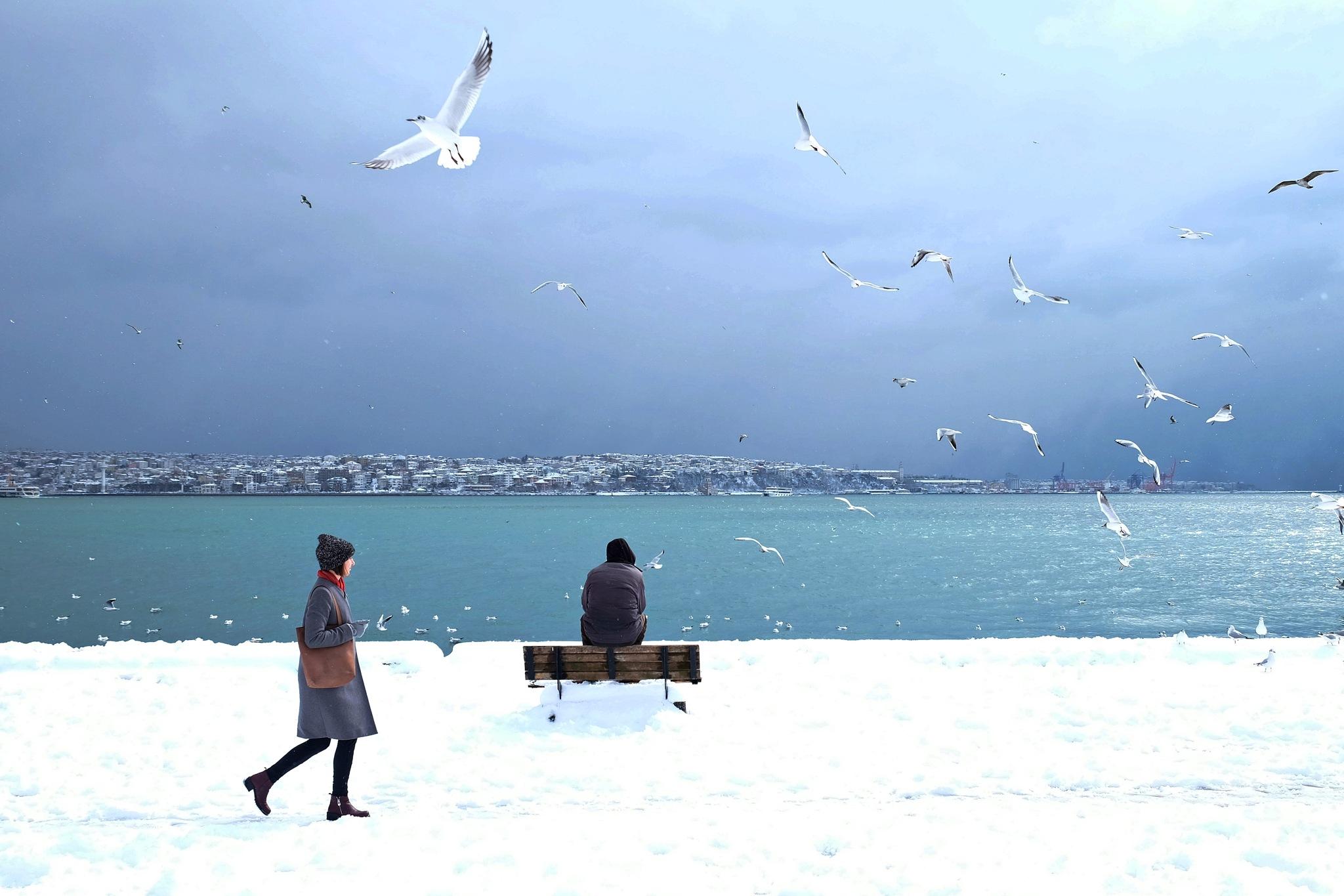 Istanbul by Eren Cevik