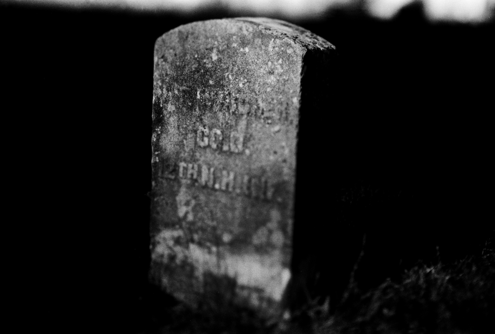 medium format film photograph. by d.l. roth