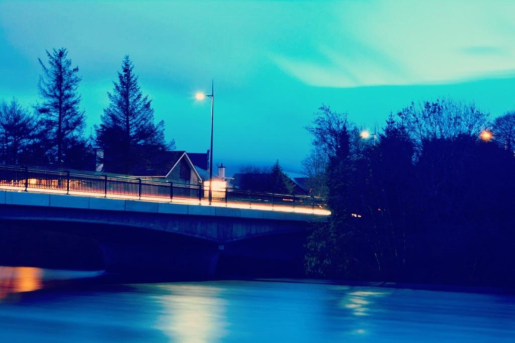 Flesk bridge by Conor Mc Sherry