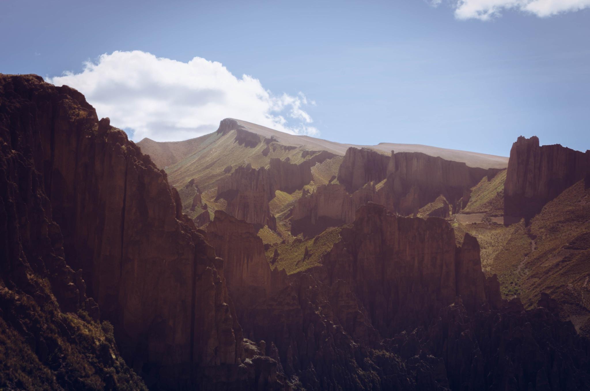 Valle de Las Animas by Martin Posada