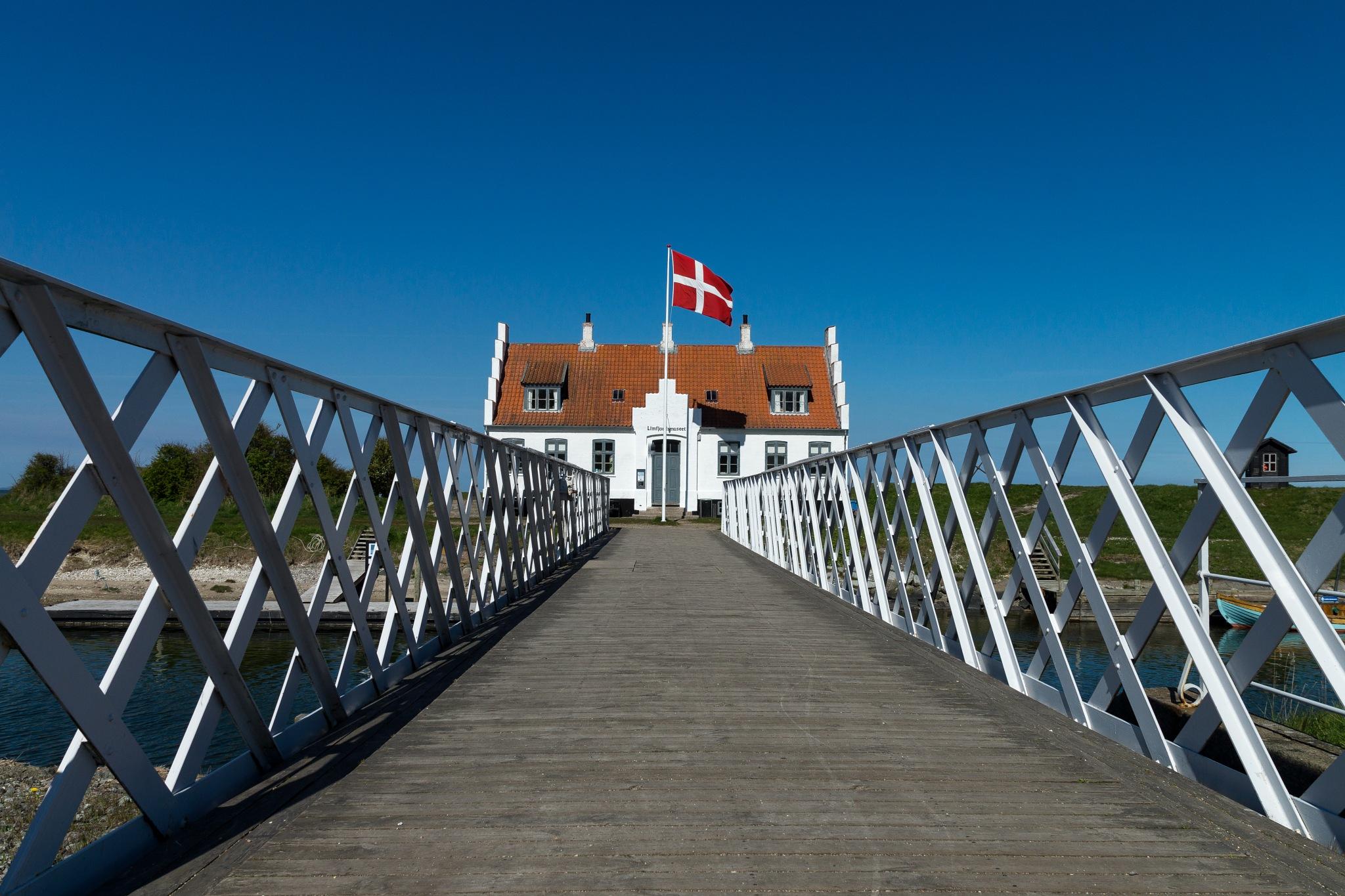 Limfjord Museum by Per Borring