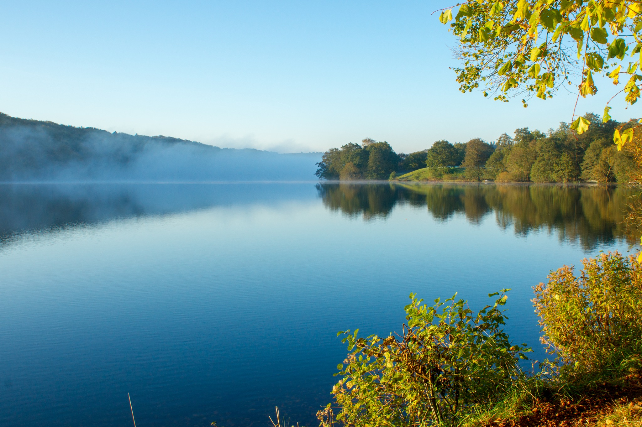 Hald Lake by Per Borring