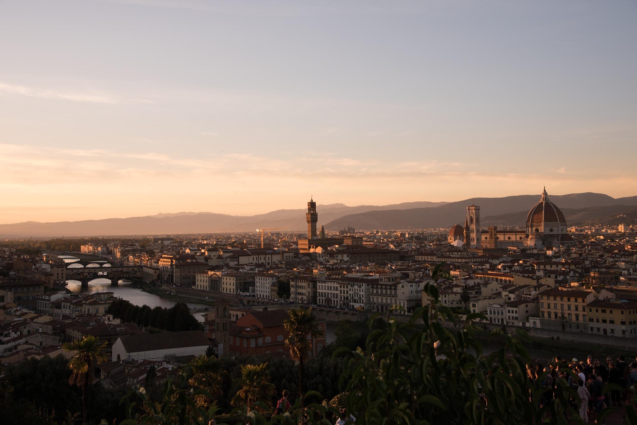 Florence by Oscar Vignone