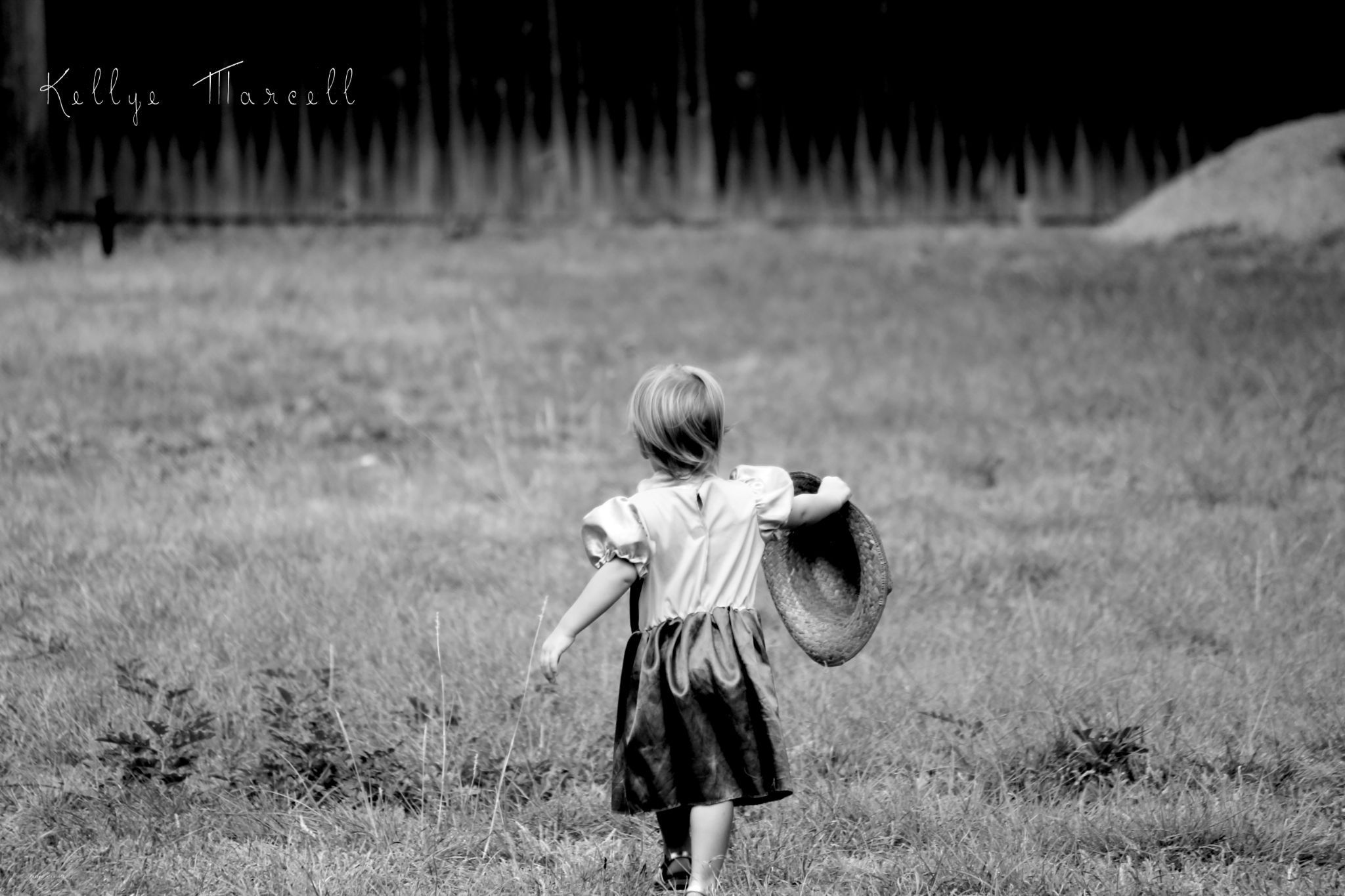 Wait for me! by Kellye Marcell