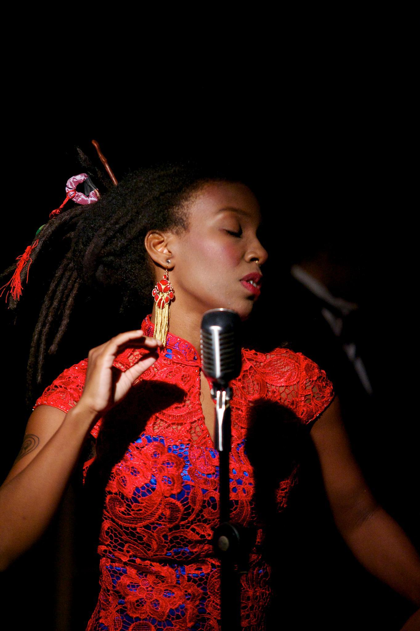 Jazz Singer by bobcoxphotography