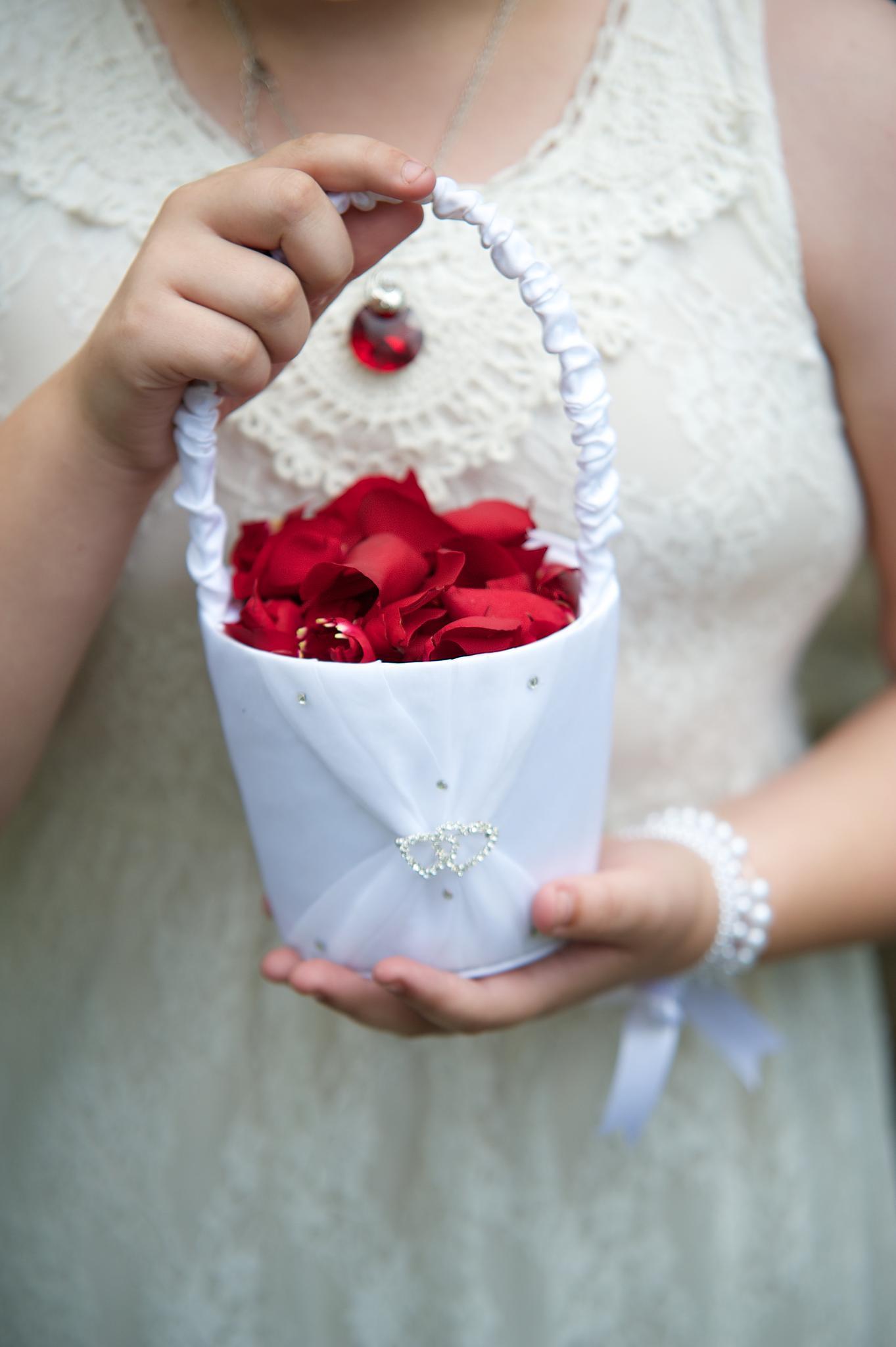 flower girl by bobcoxphotography
