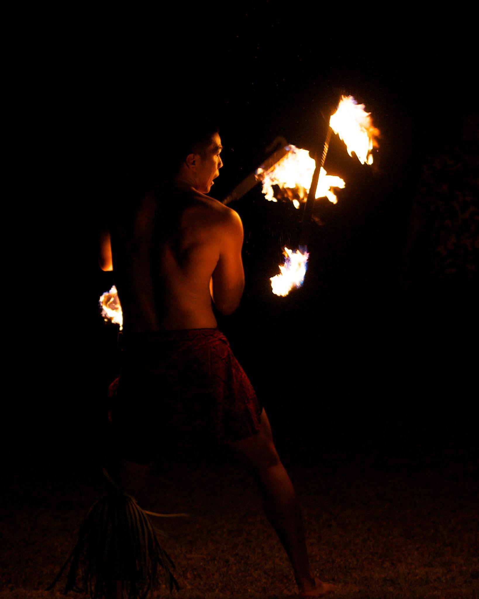 fire dance by bobcoxphotography