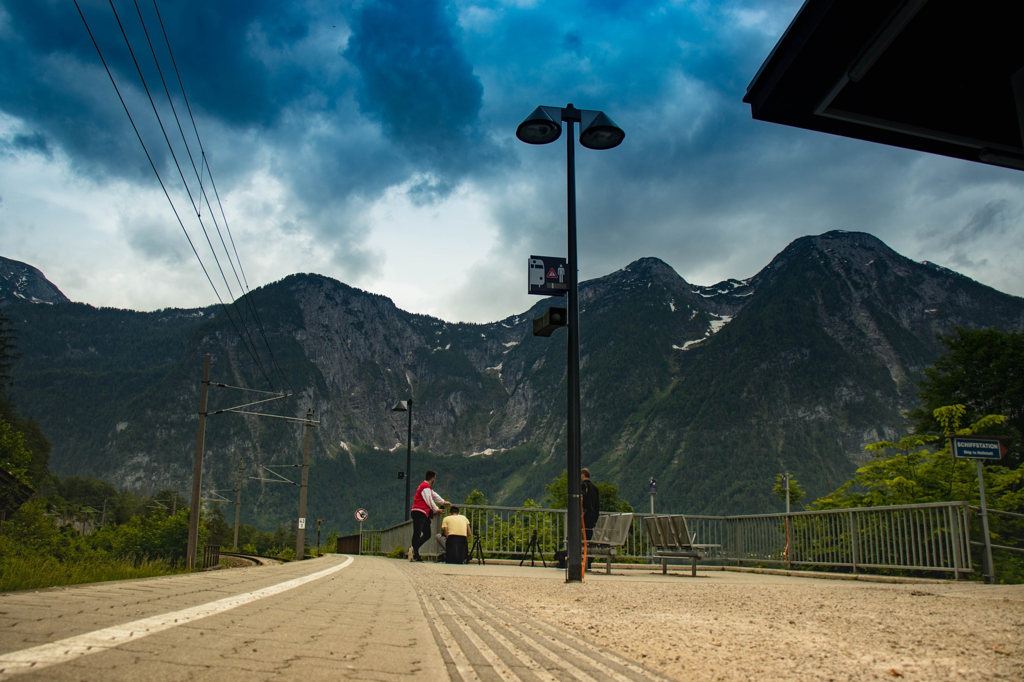 View from train station by FrameLife Studio