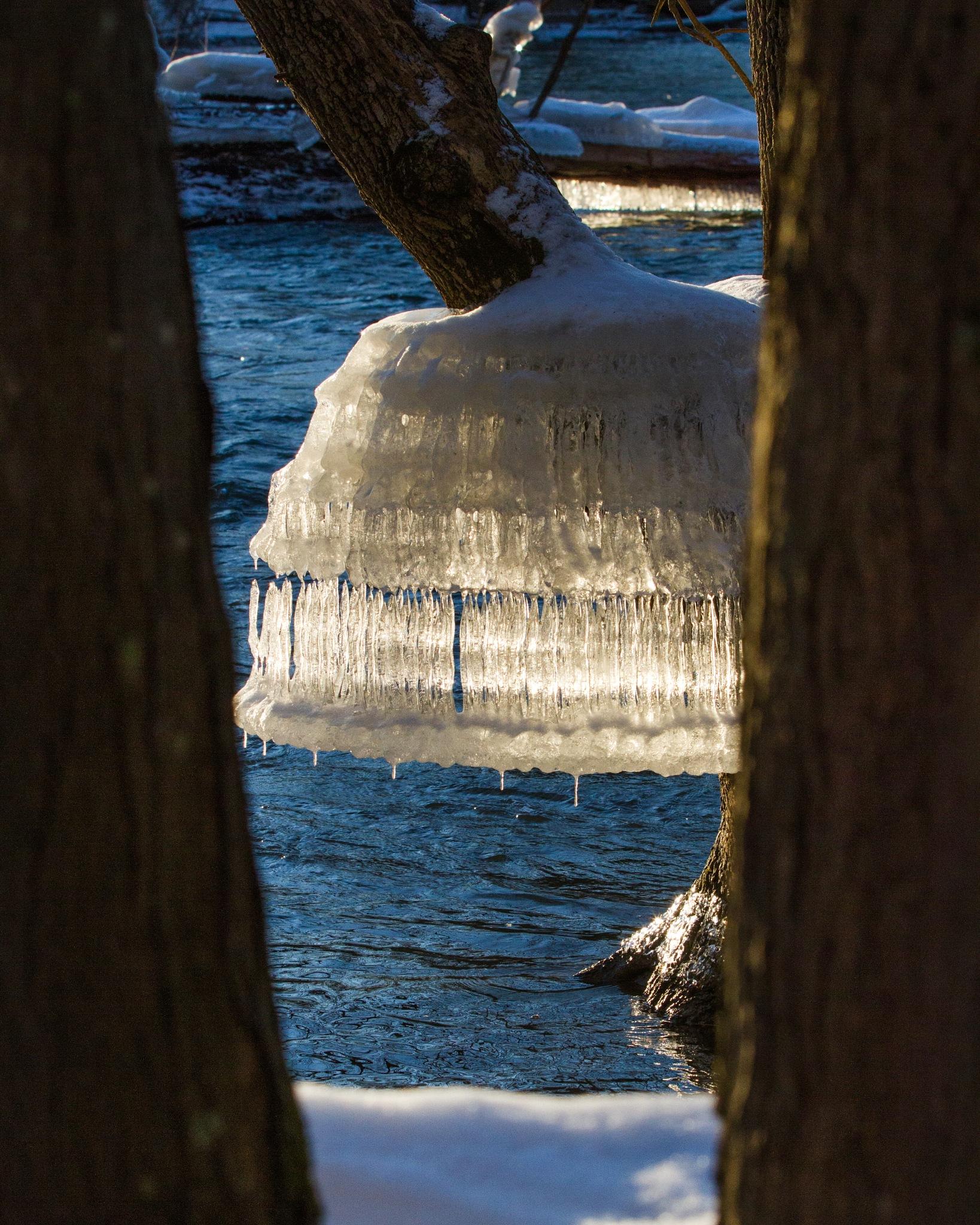 Ice Formation 03 by LancePangborn