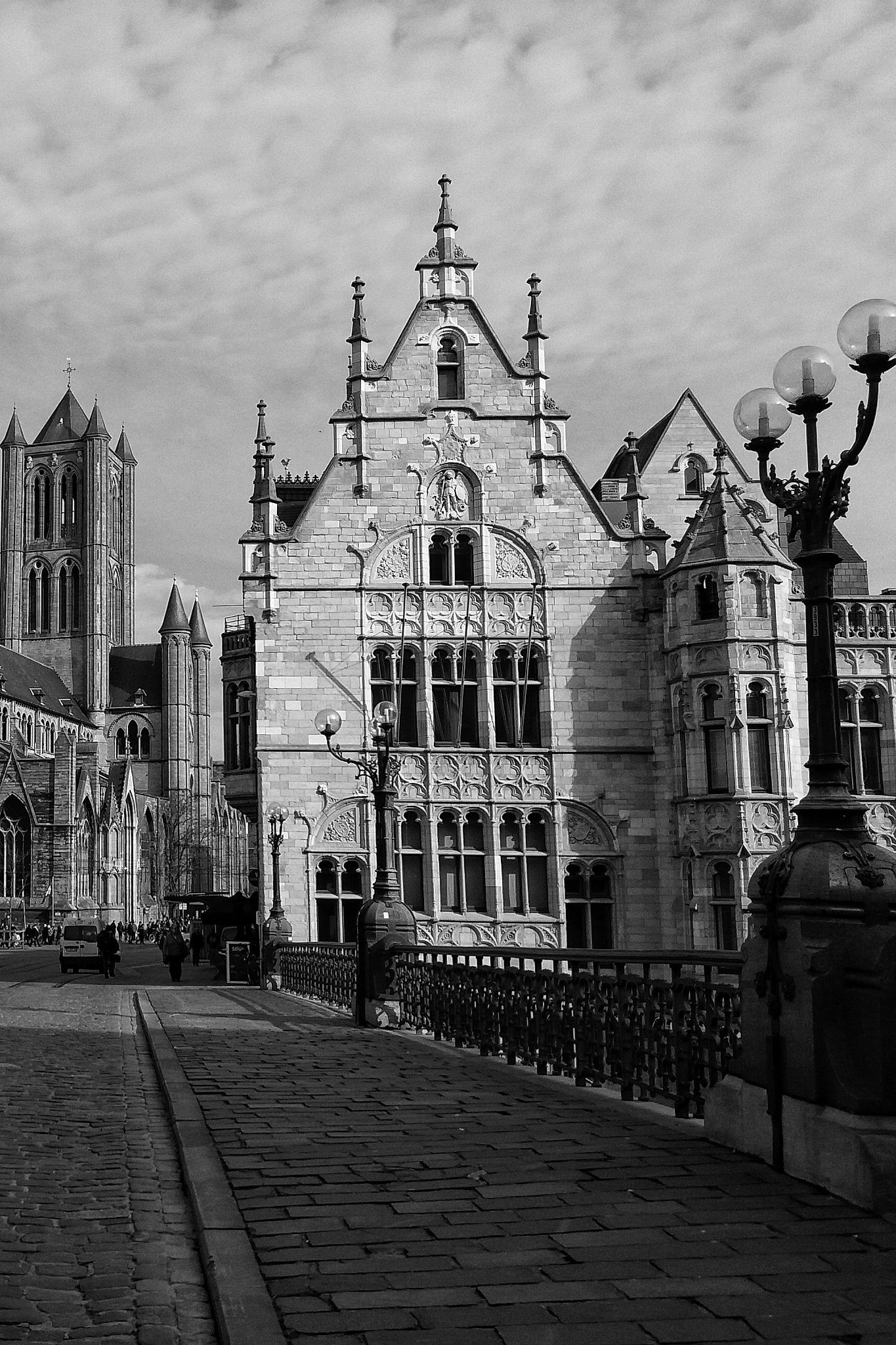 Gent-Gand-Ghent by Flammang Misch