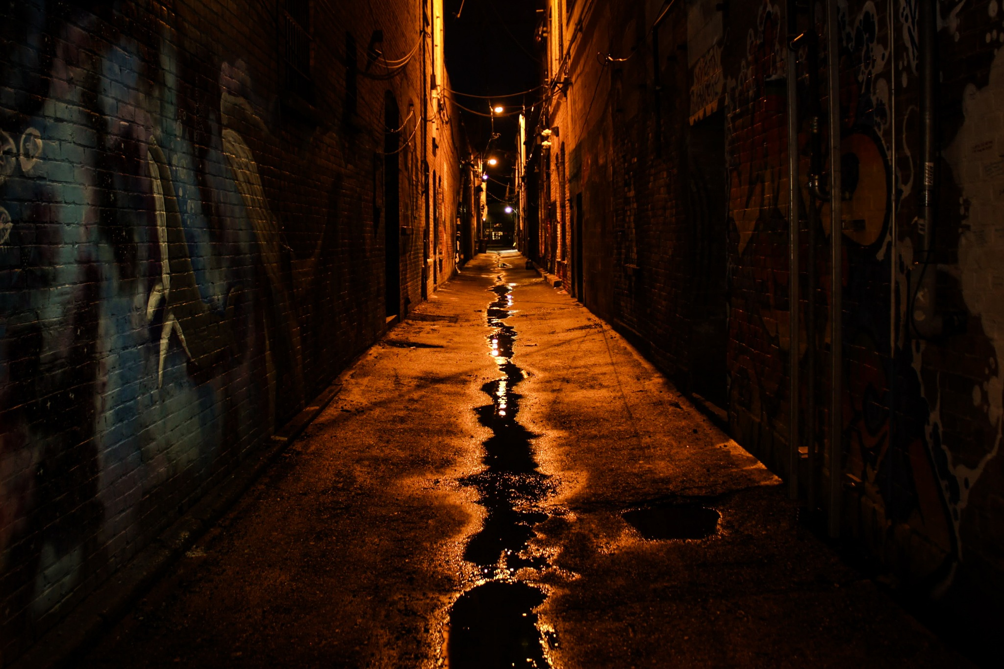 Art Alley by Griffin Stearns