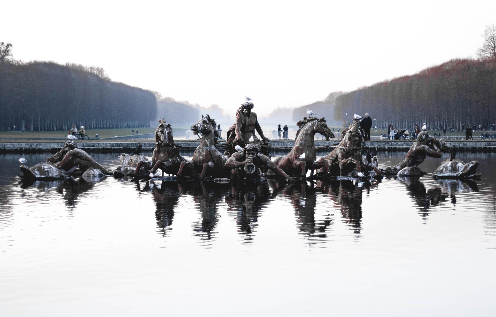 Versailles by Jean Soumet--Dutertre