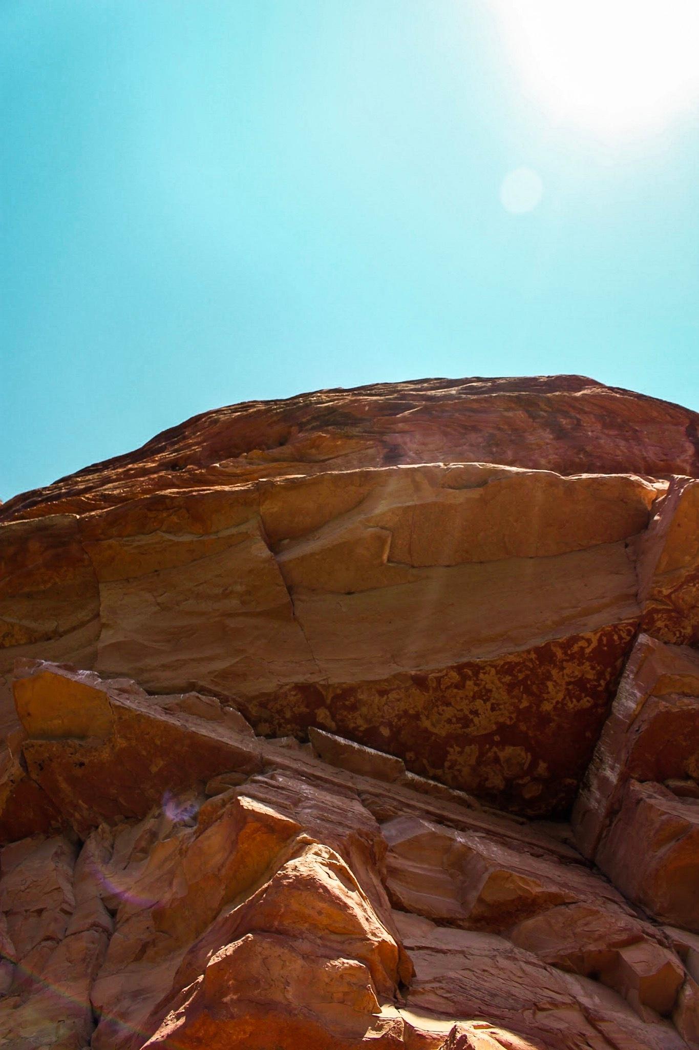 Sedona Rock by Jewelia Sims