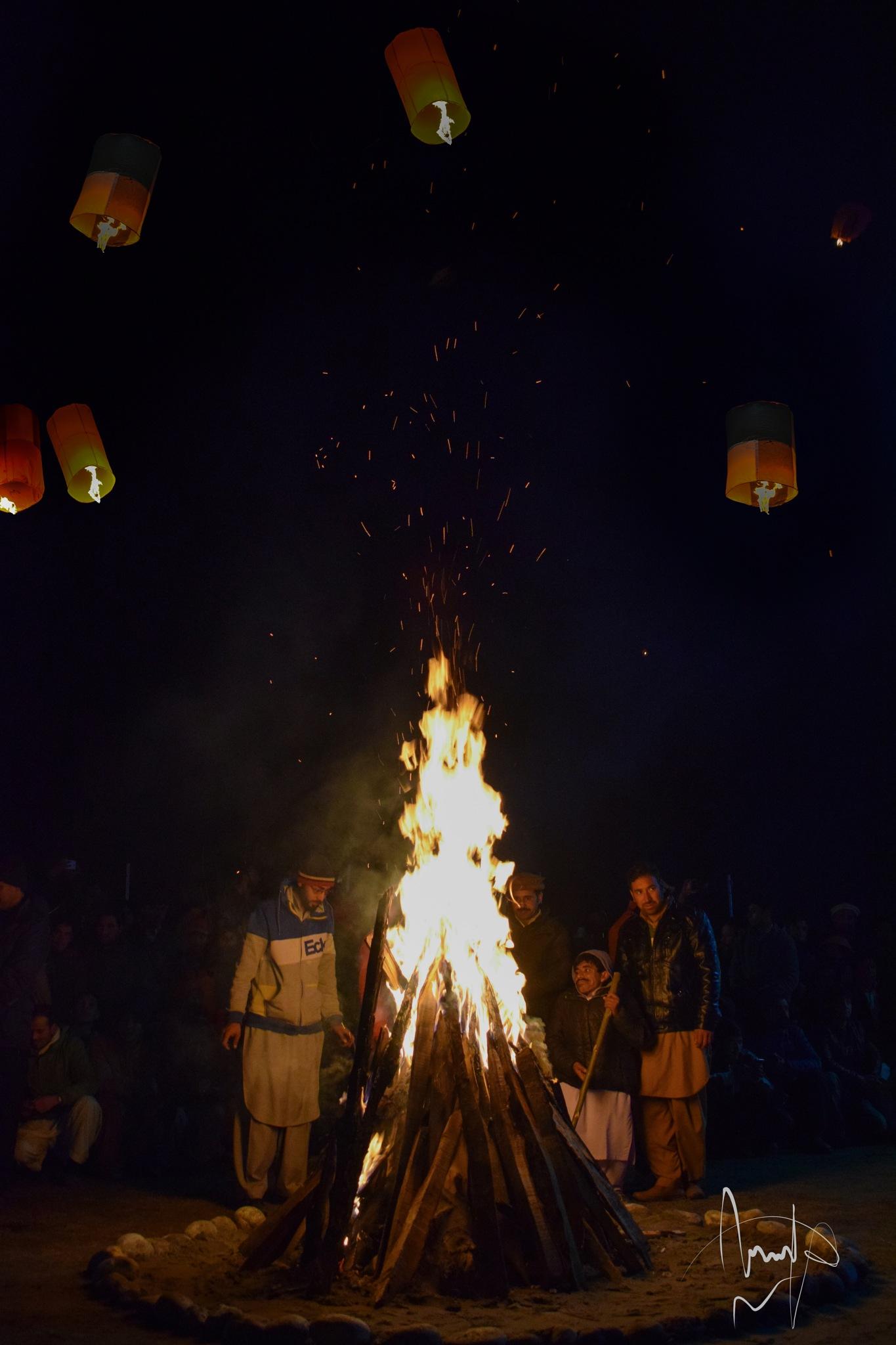 fire by Abrar khawaja