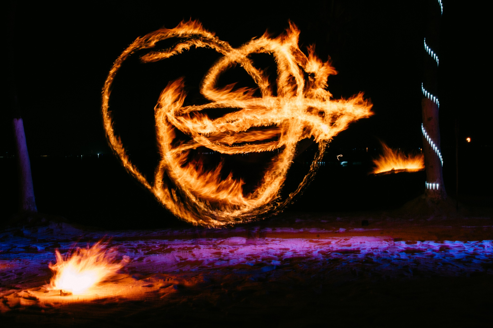 FIRE by Steph Peña