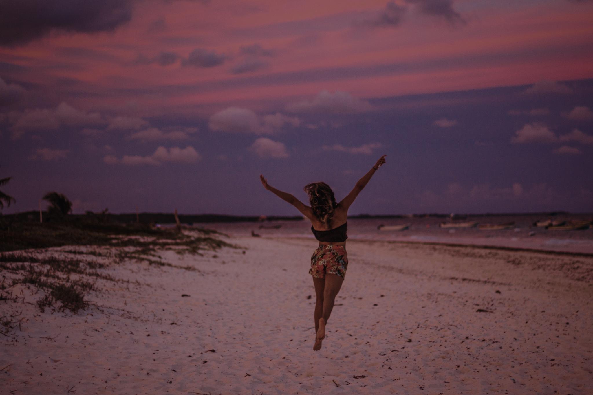 Sunset by Steph Peña
