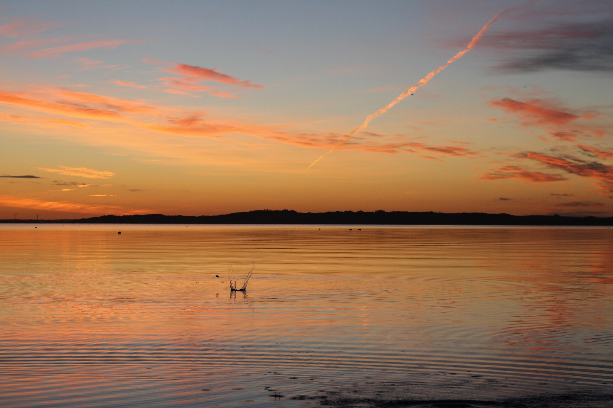 Sunrise by Mikkel Fredberg Lauritzen