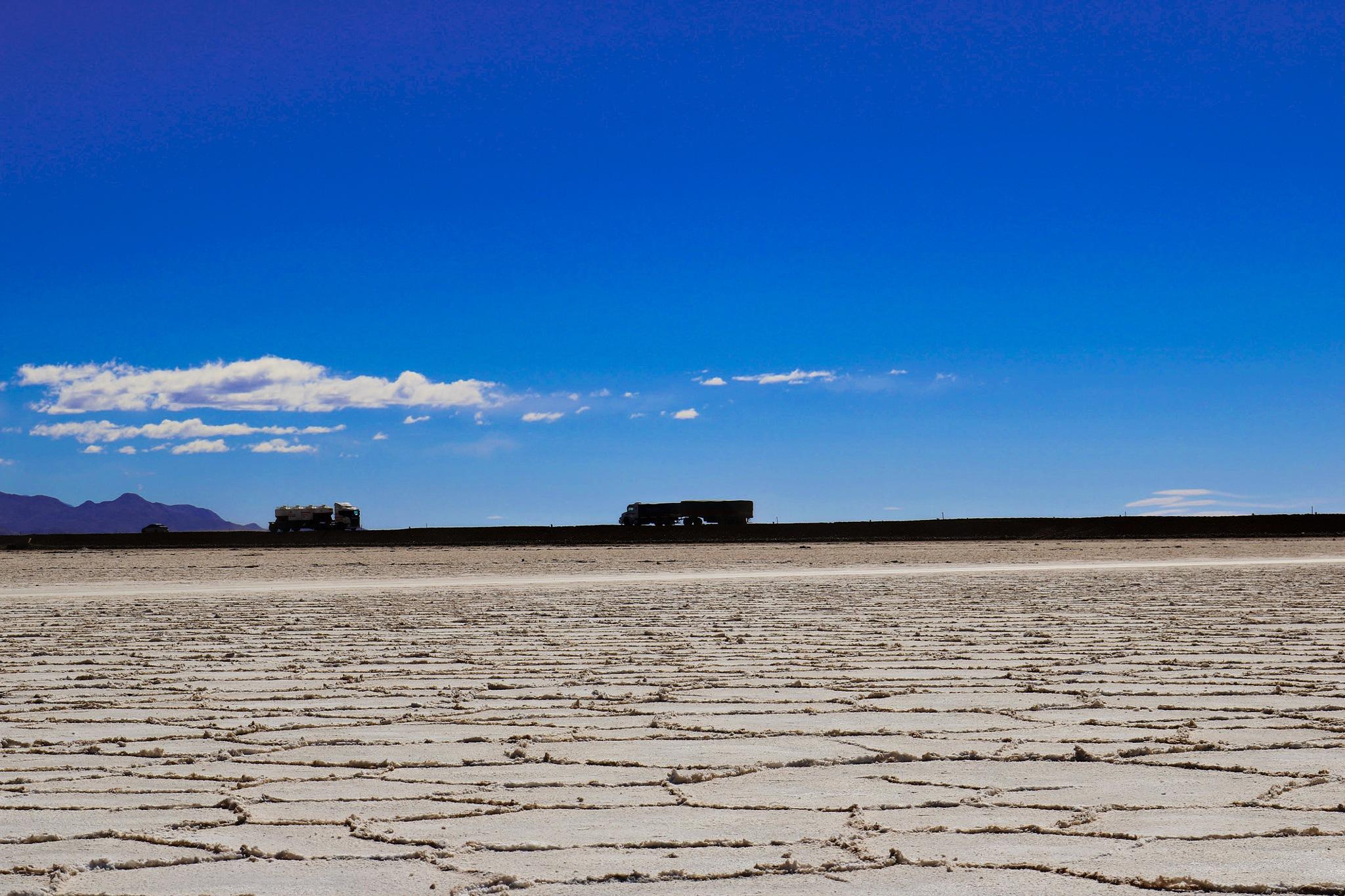 Desierto de sal by Paula Figueroa