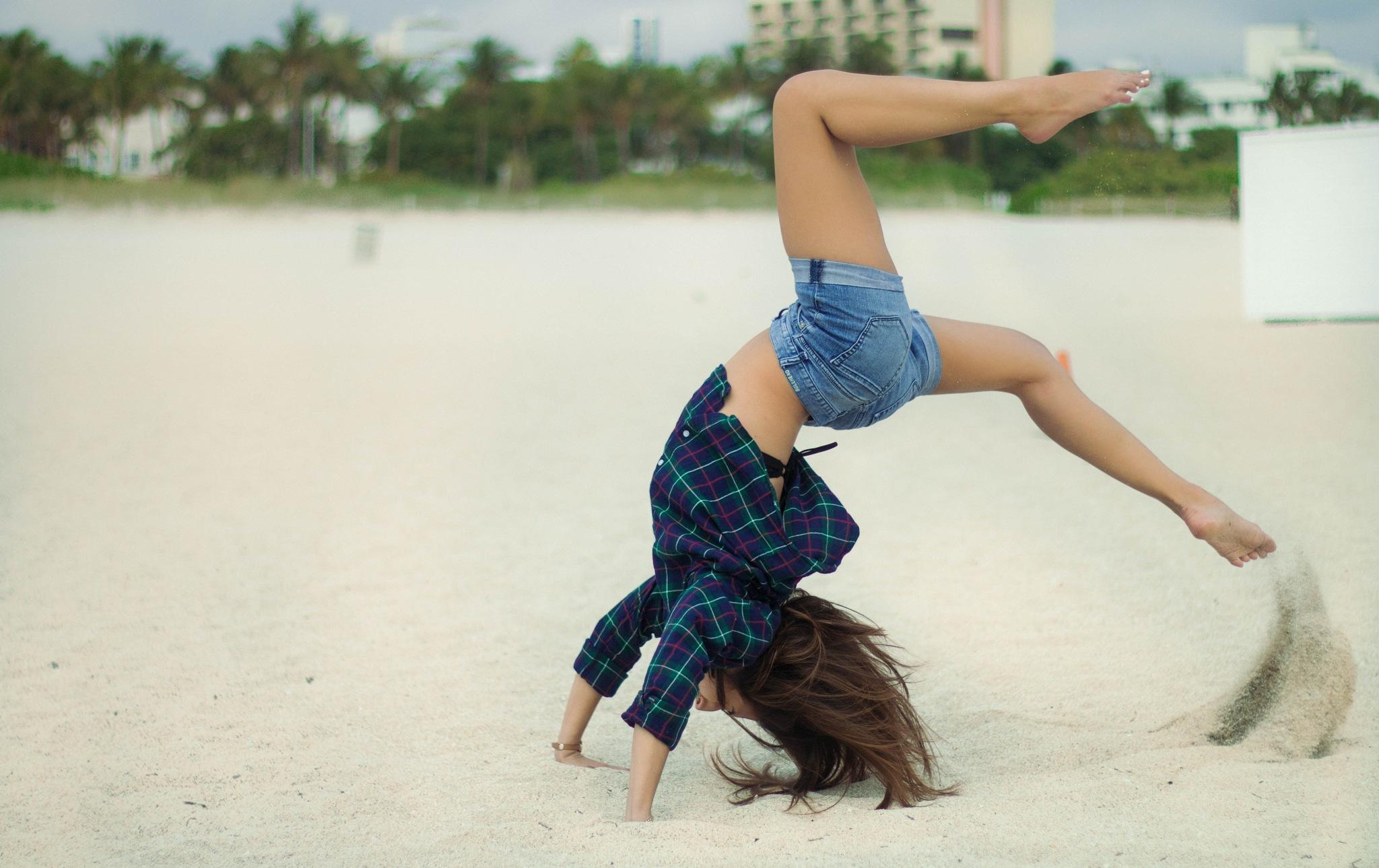 The Little Gymnast by emelysaavedra