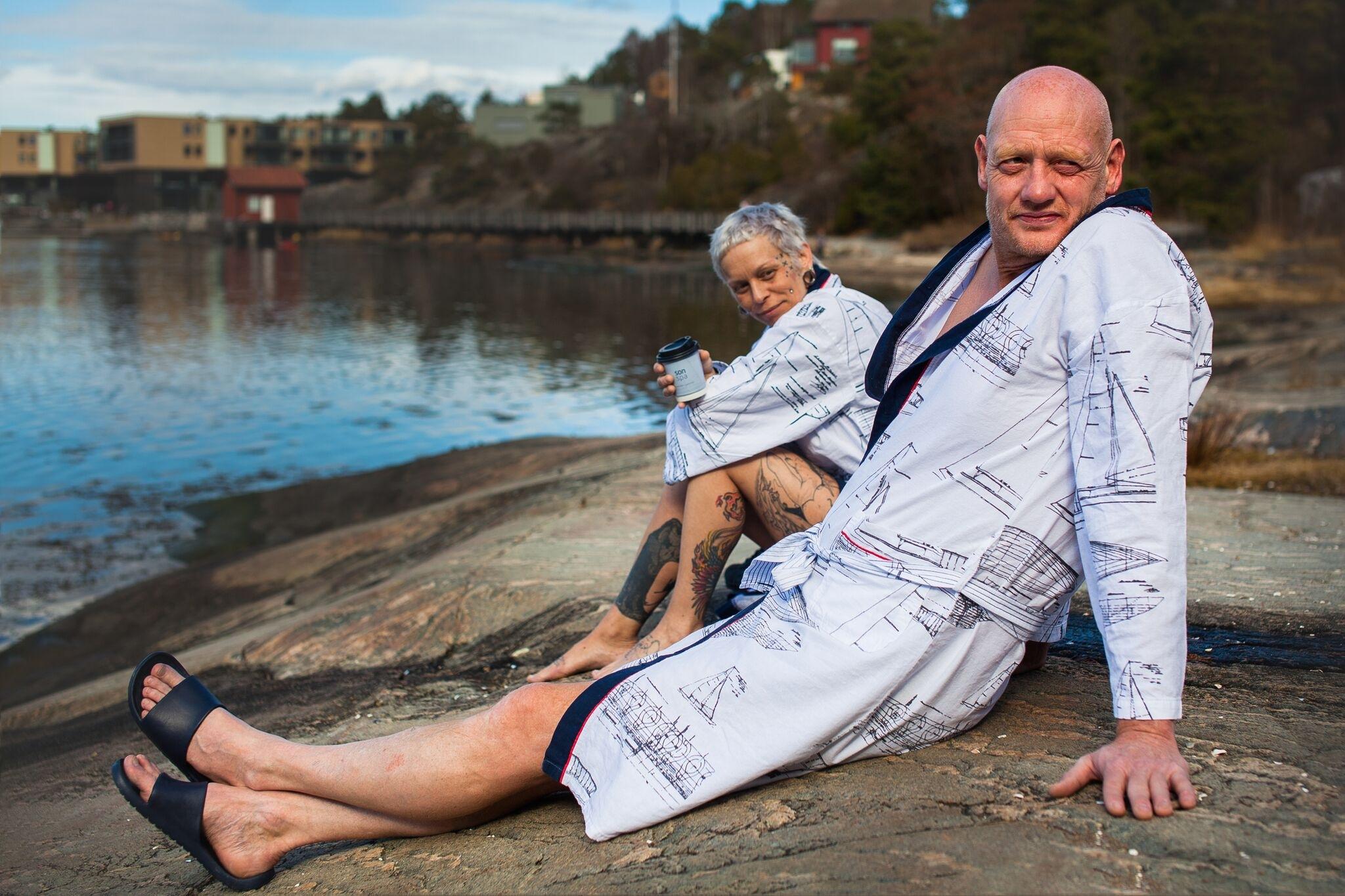 Spring bath by Vegar Samestad Hansen