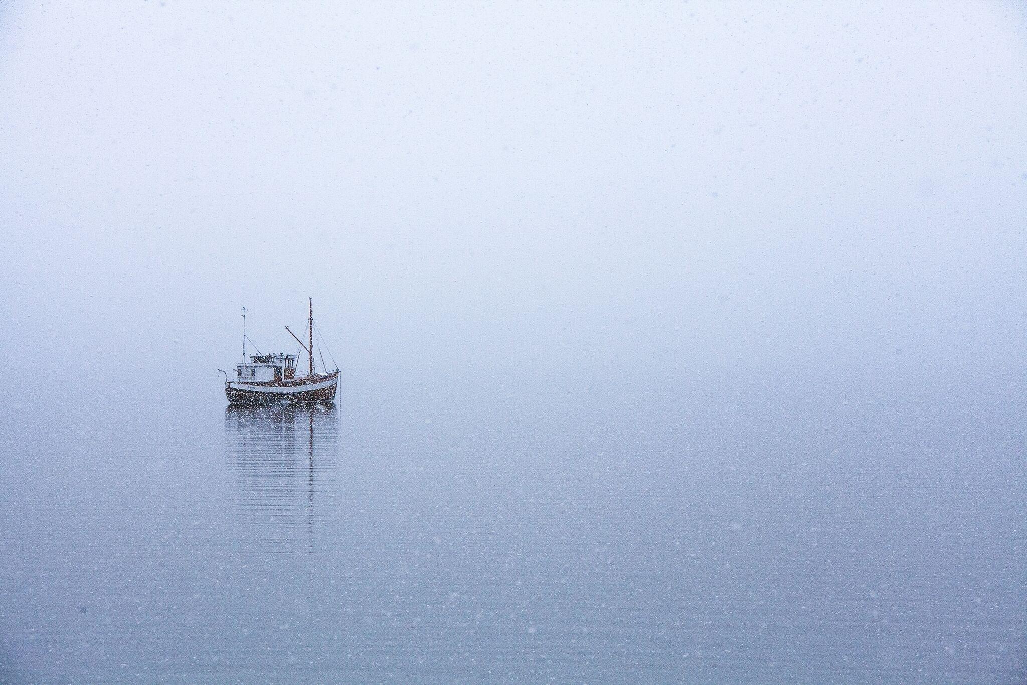 Fishing boat  by Vegar Samestad Hansen