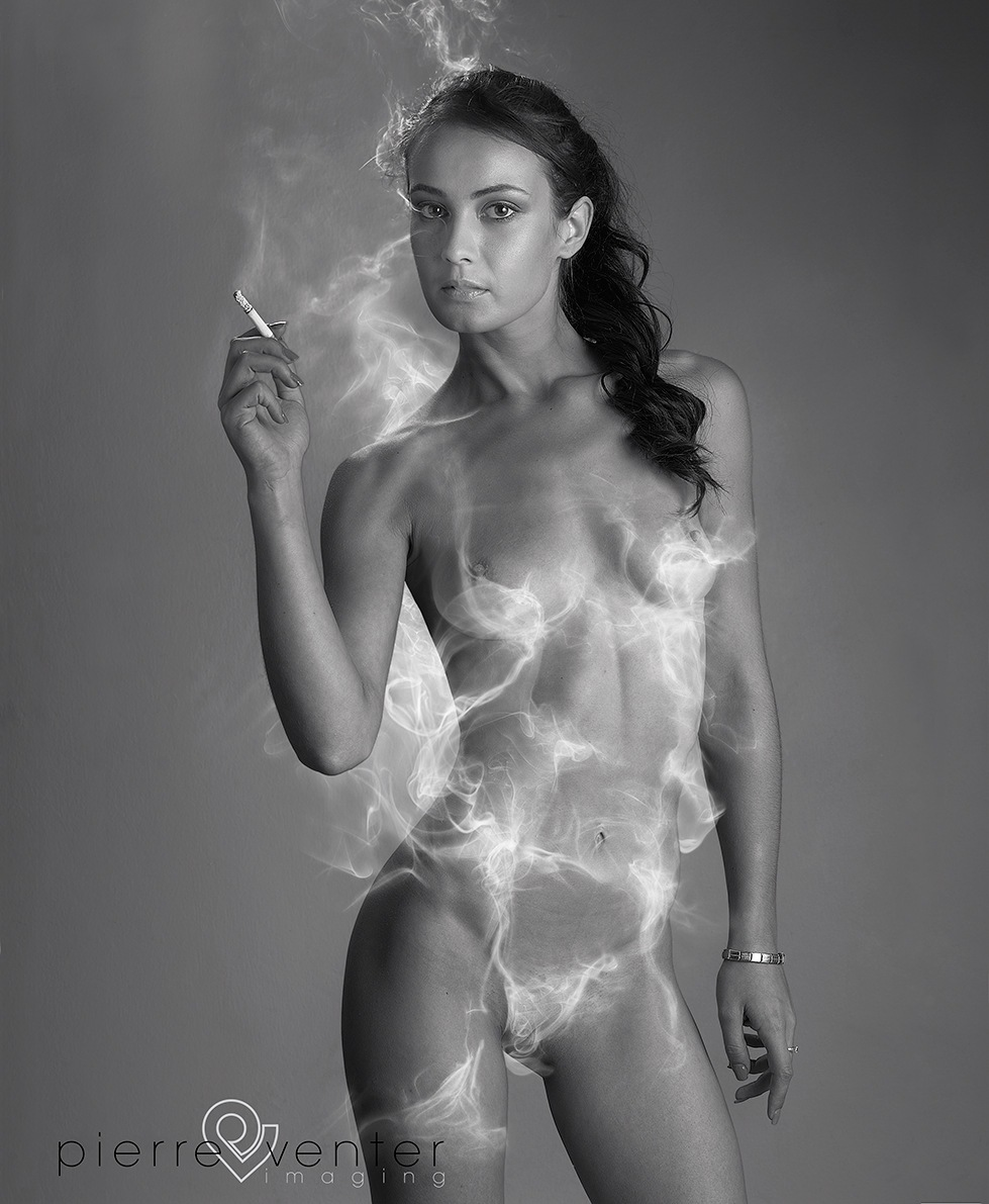 nude by Pierre Venter