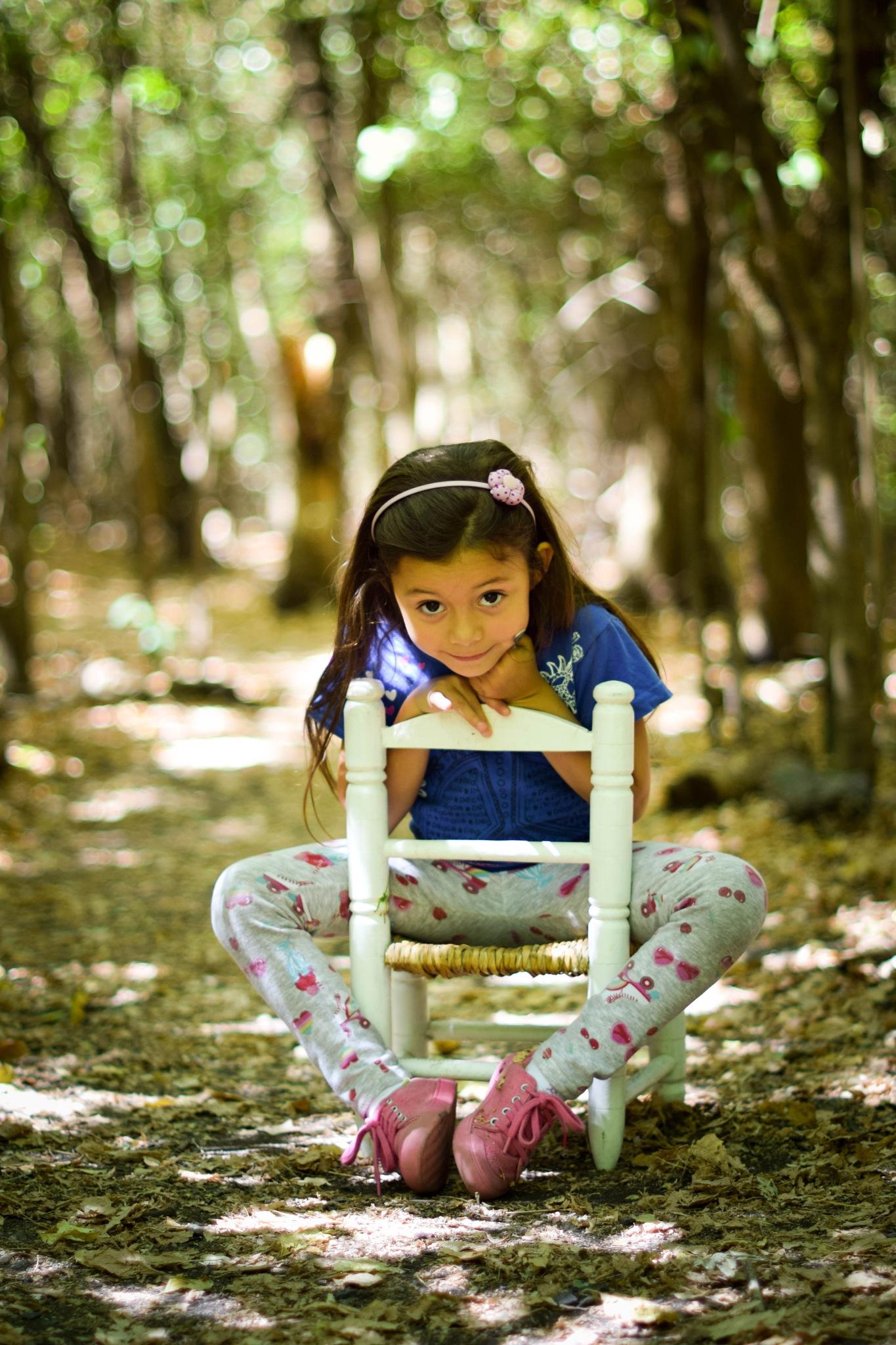 en sillada by PM Fotografía