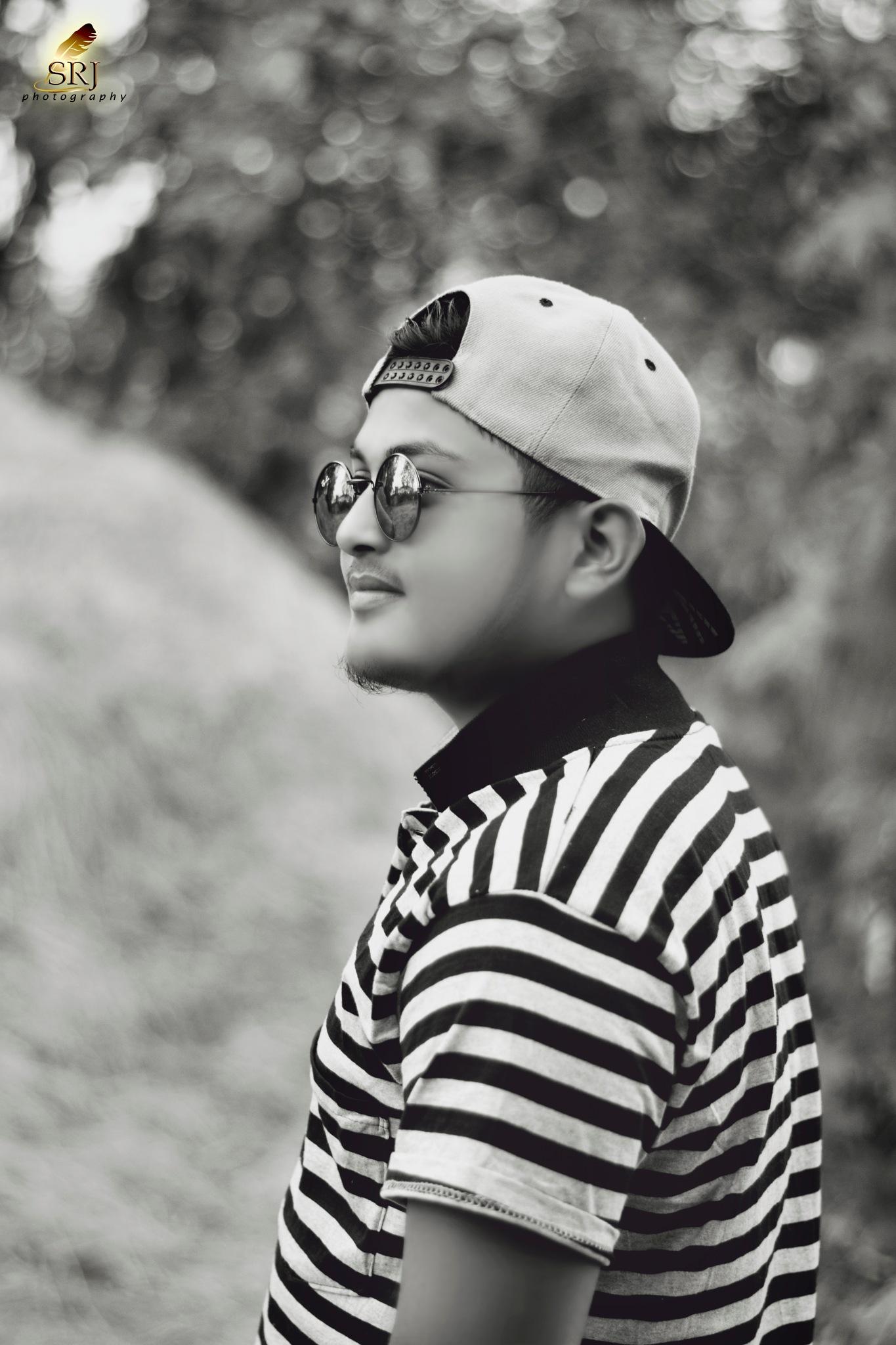 Black & white by Saroj Meher