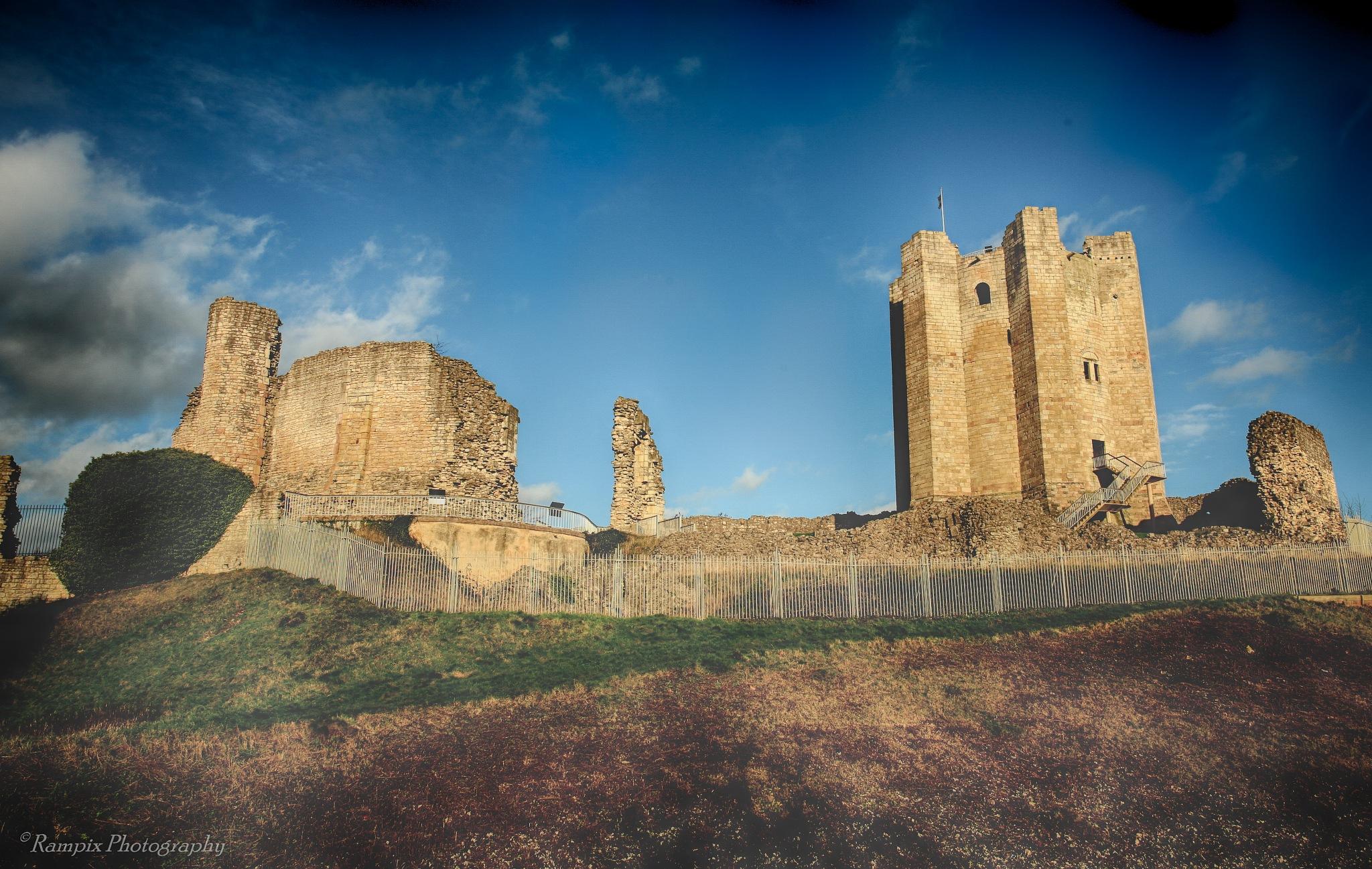 Castle by Rampix