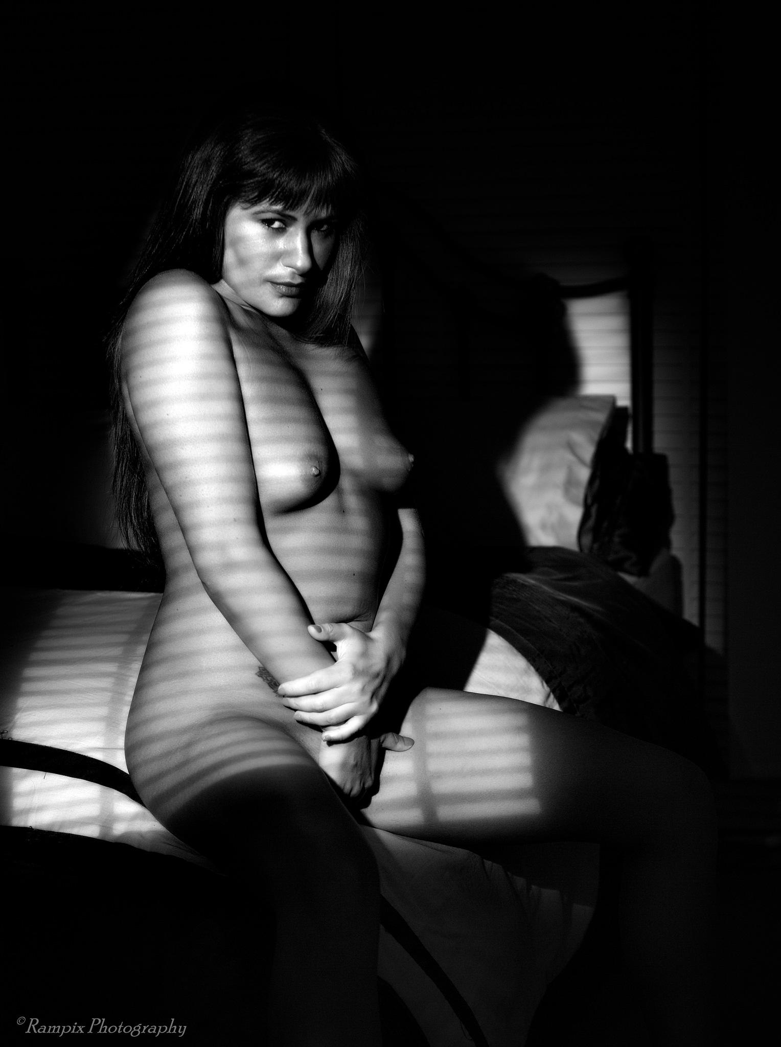 Simone Huntley by Rampix