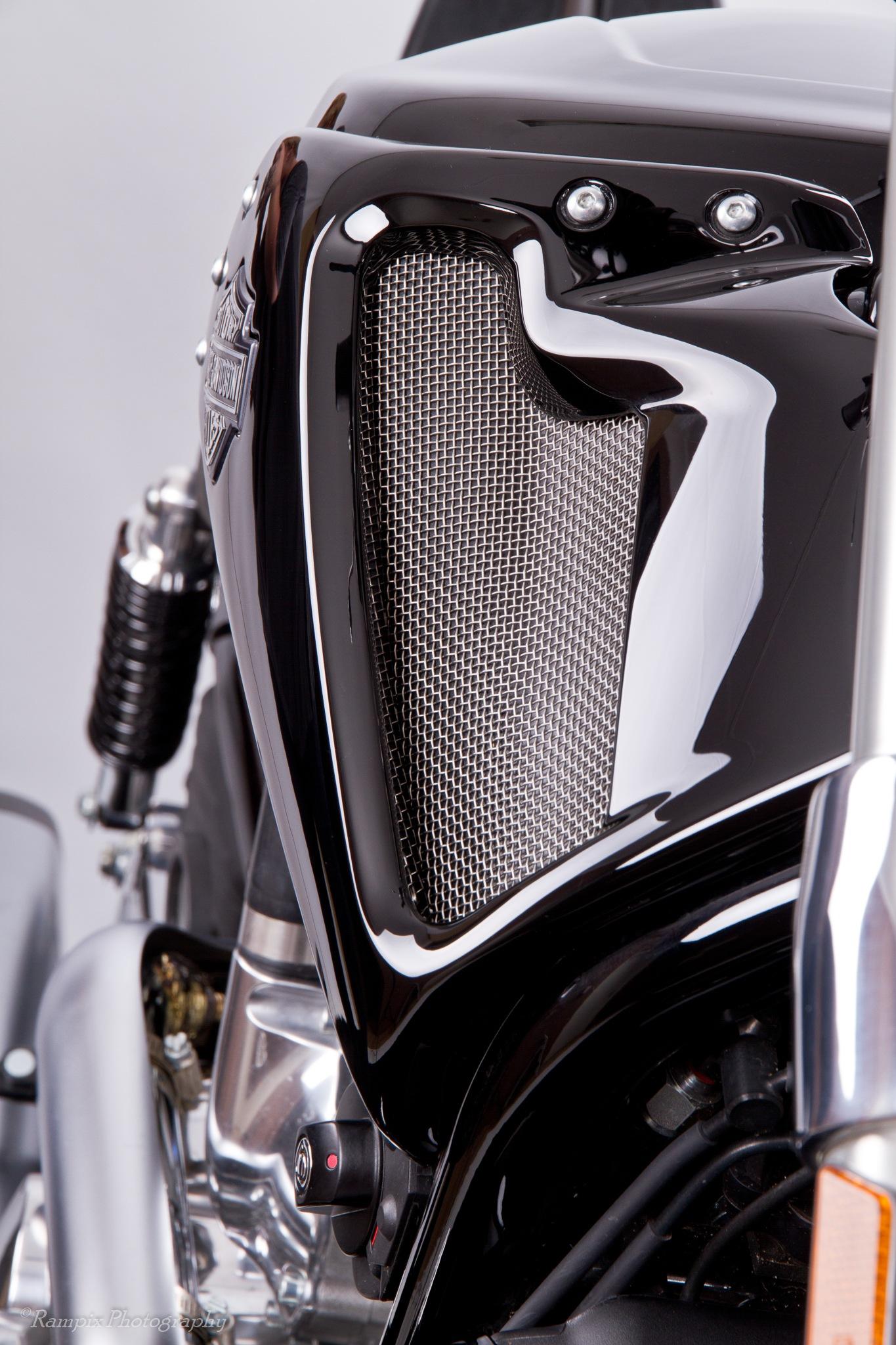 Harley V-ROD by Rampix