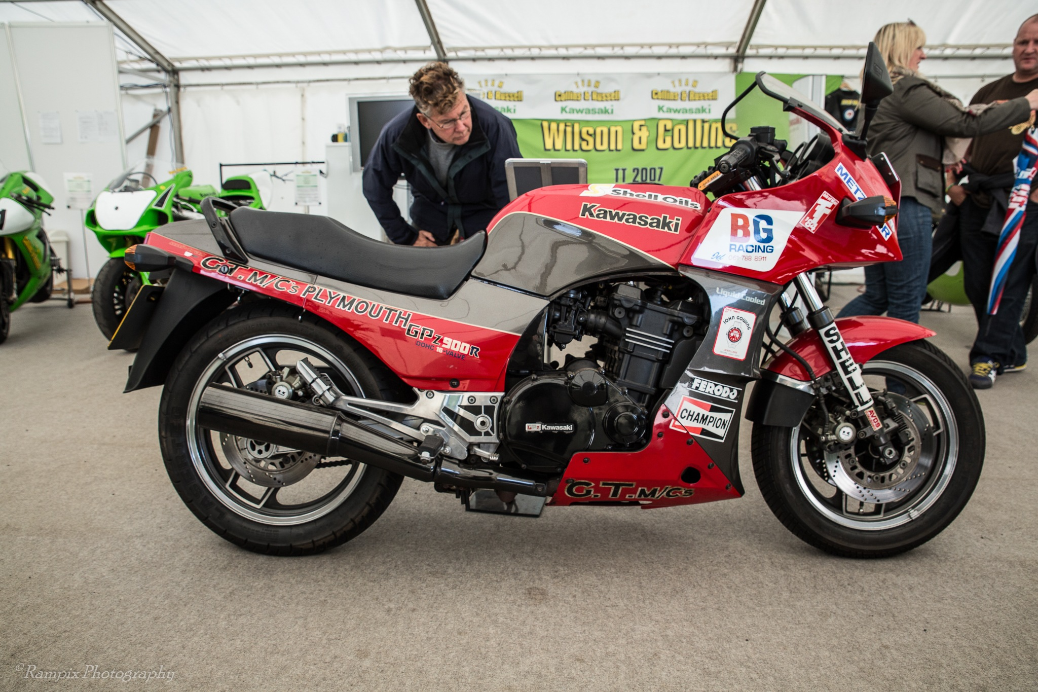 Isle of Man TT Classic by Rampix