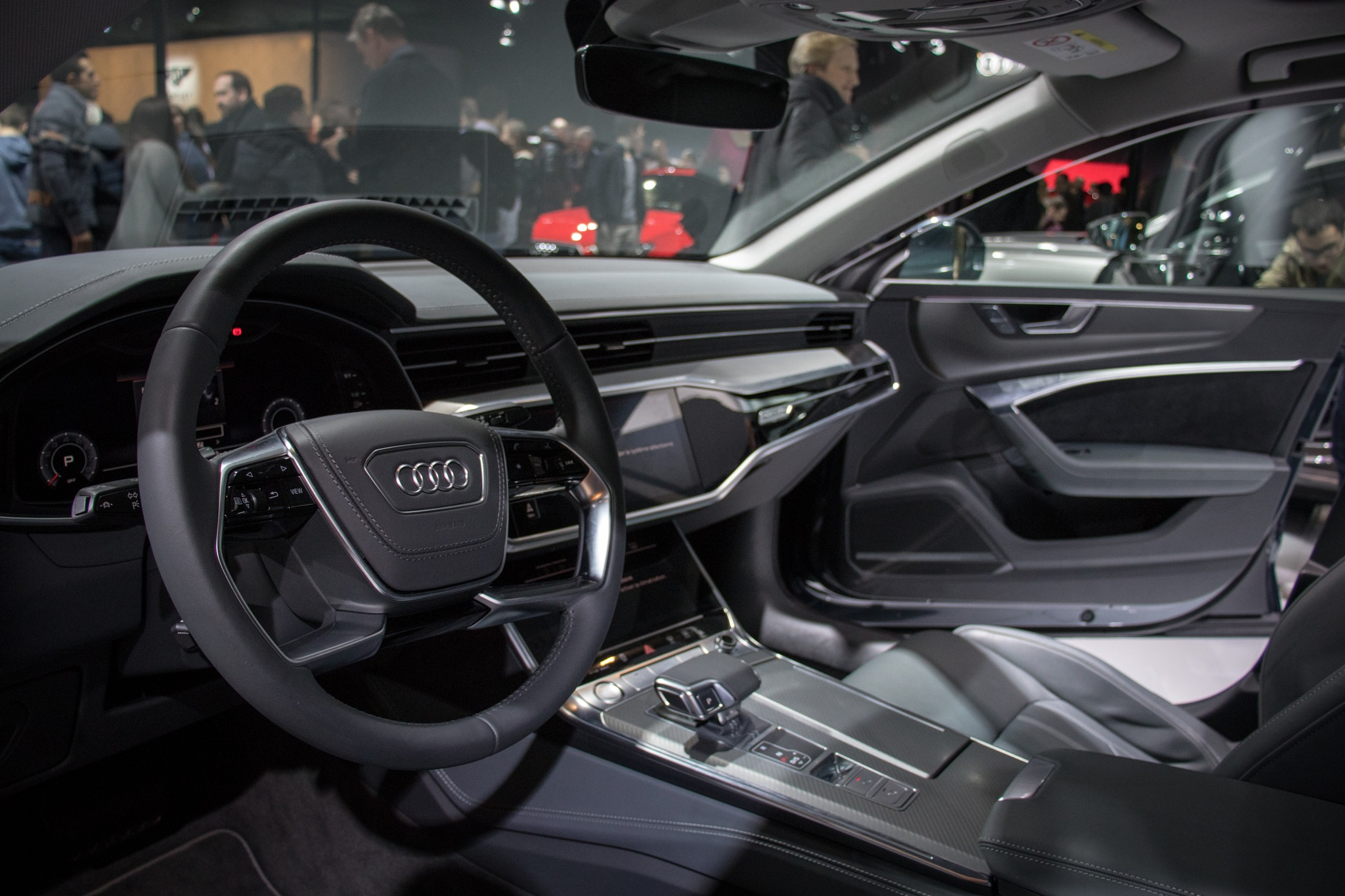 Audi A7 Interior by P.Richàrd