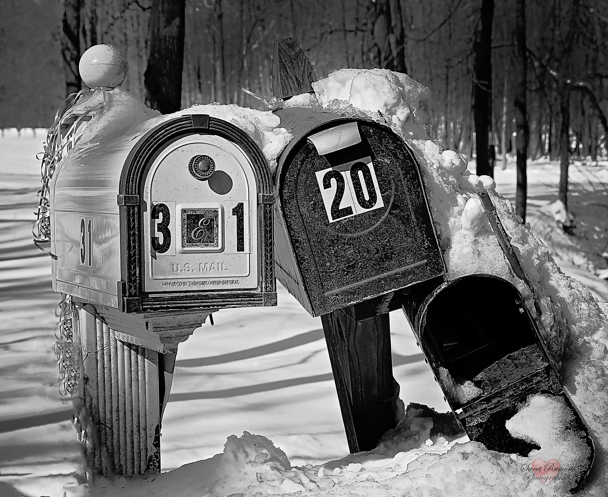 You've got mail  by Sweet Rumors